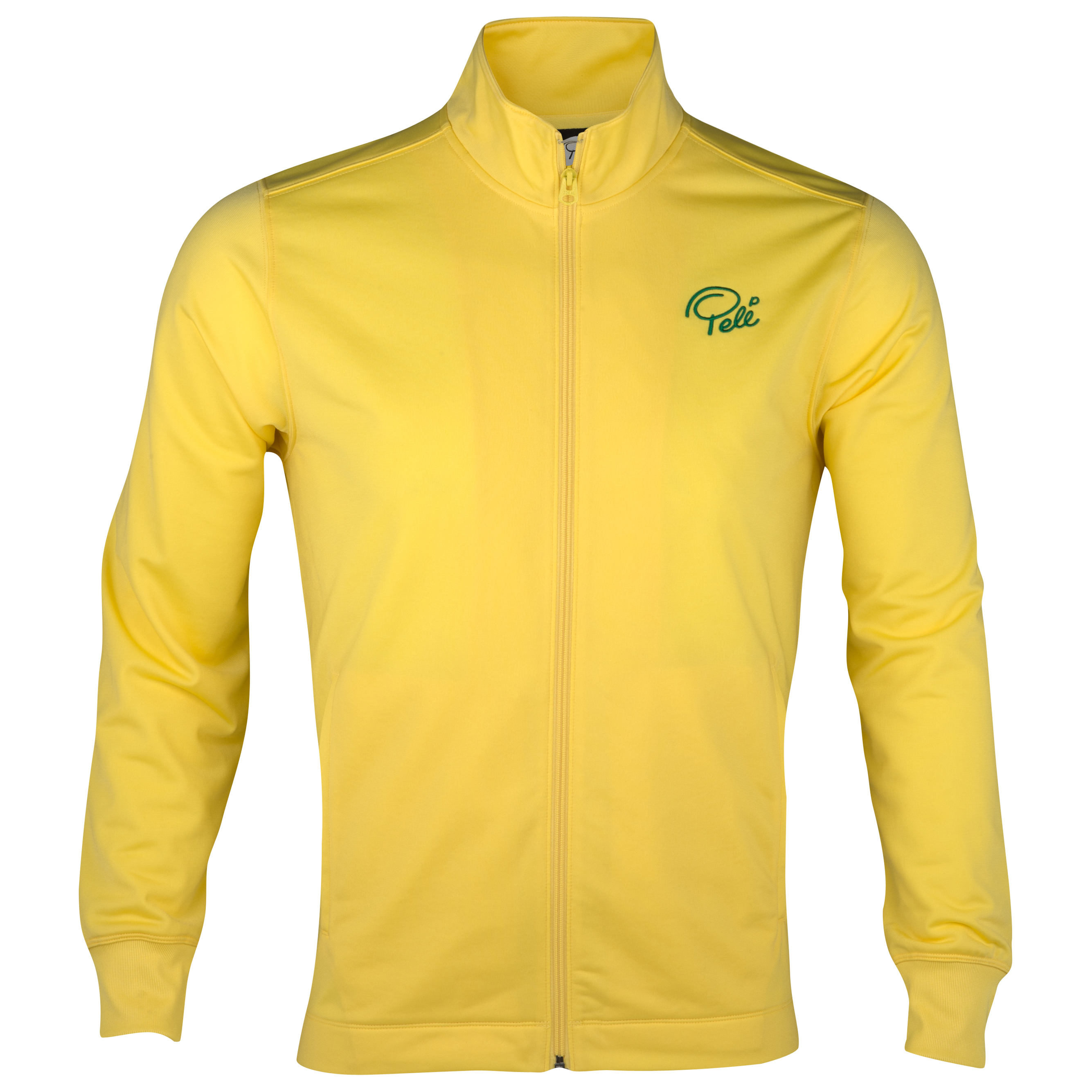 Pele Sports Core Track Jacket - Aspen Gold