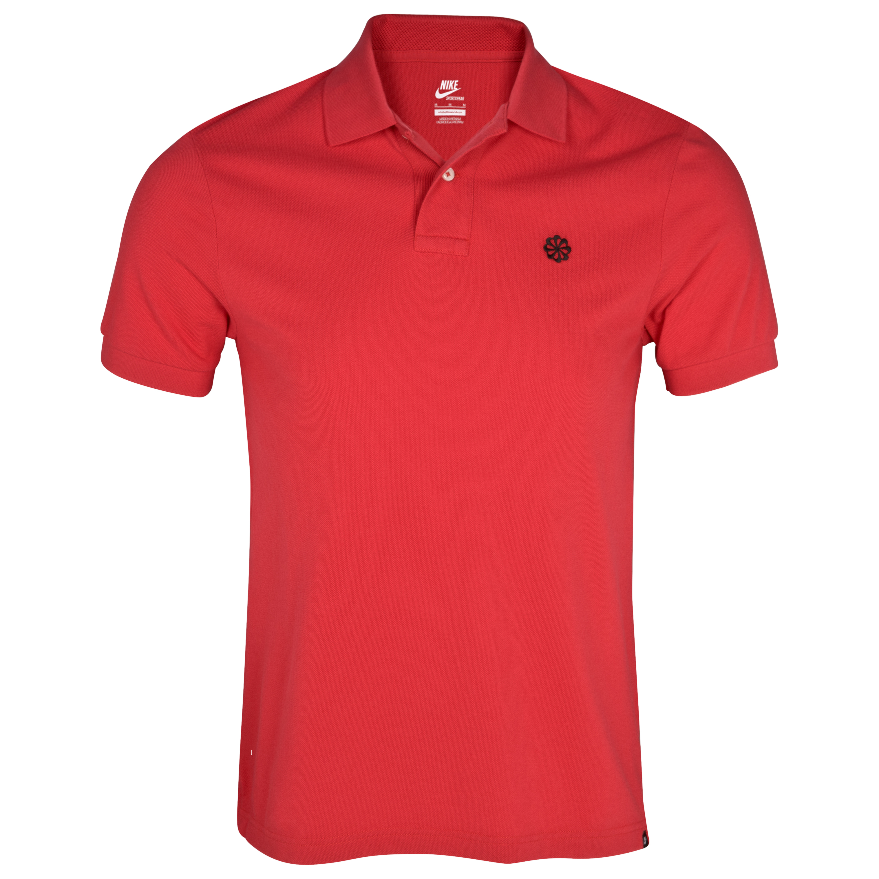 Nike Grand Slam Polo - Diablo Red
