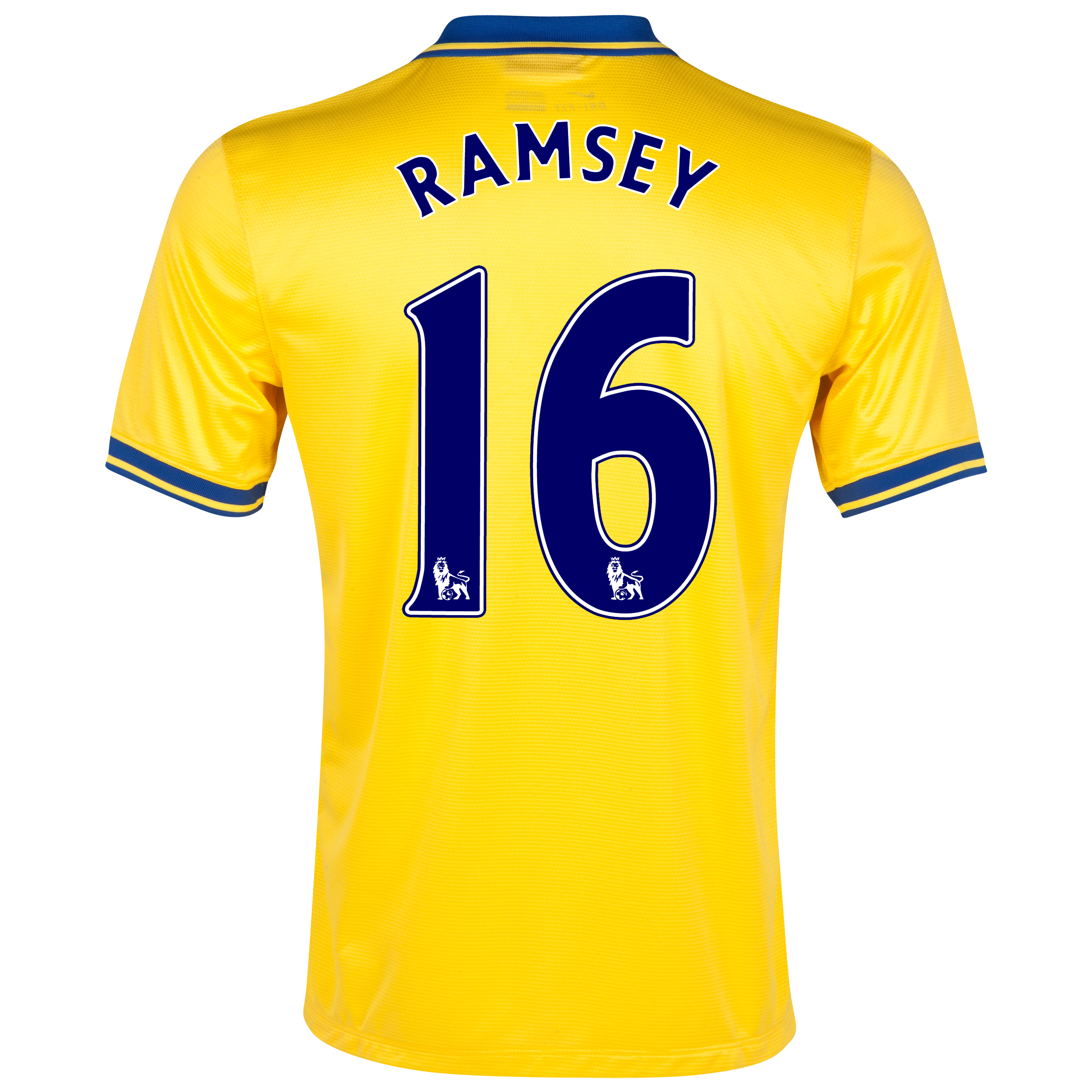 Arsenal Away Shirt 2013/14 with Ramsey 16 printing
