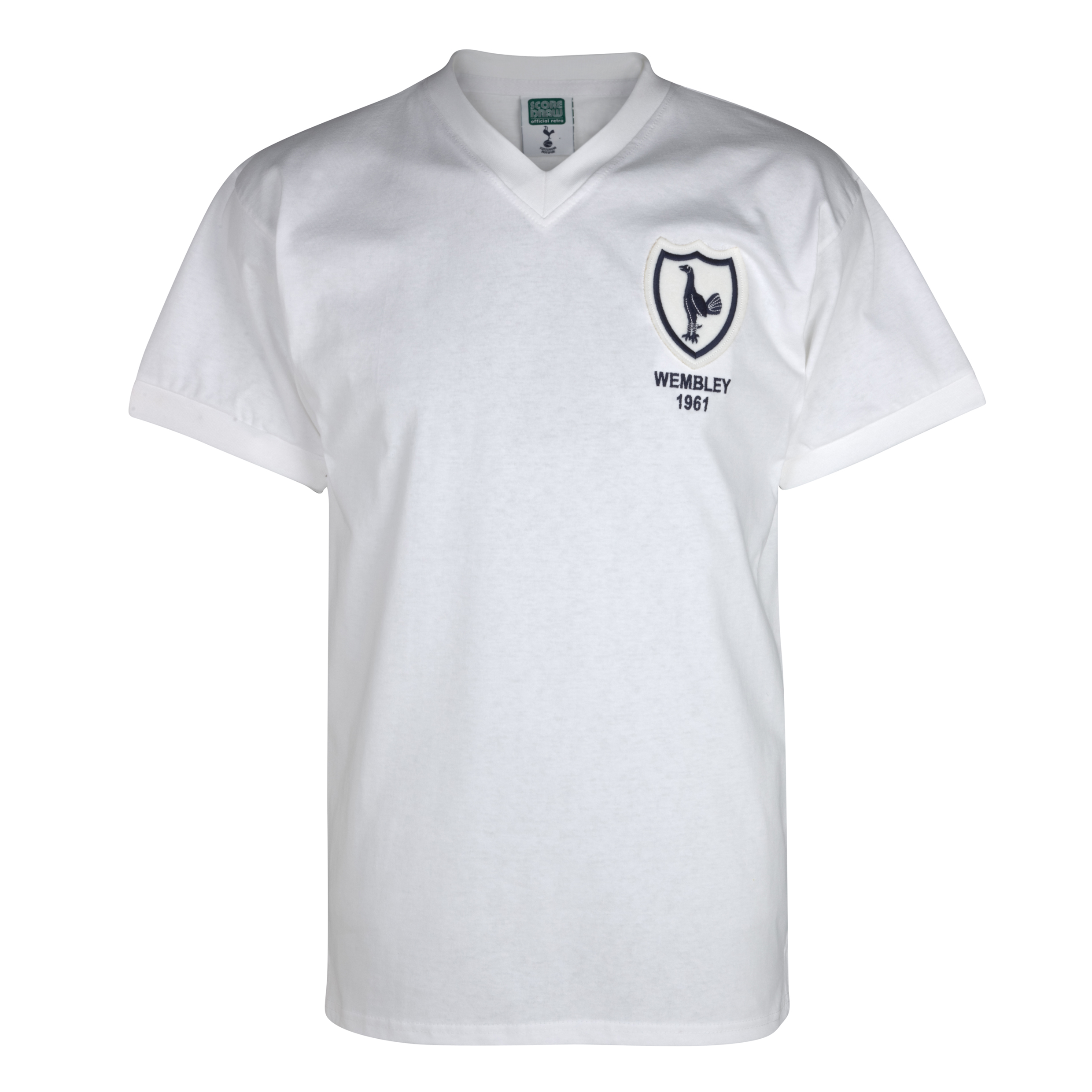 Tottenham Hotspur 1961 FA Cup Final No4 shirt