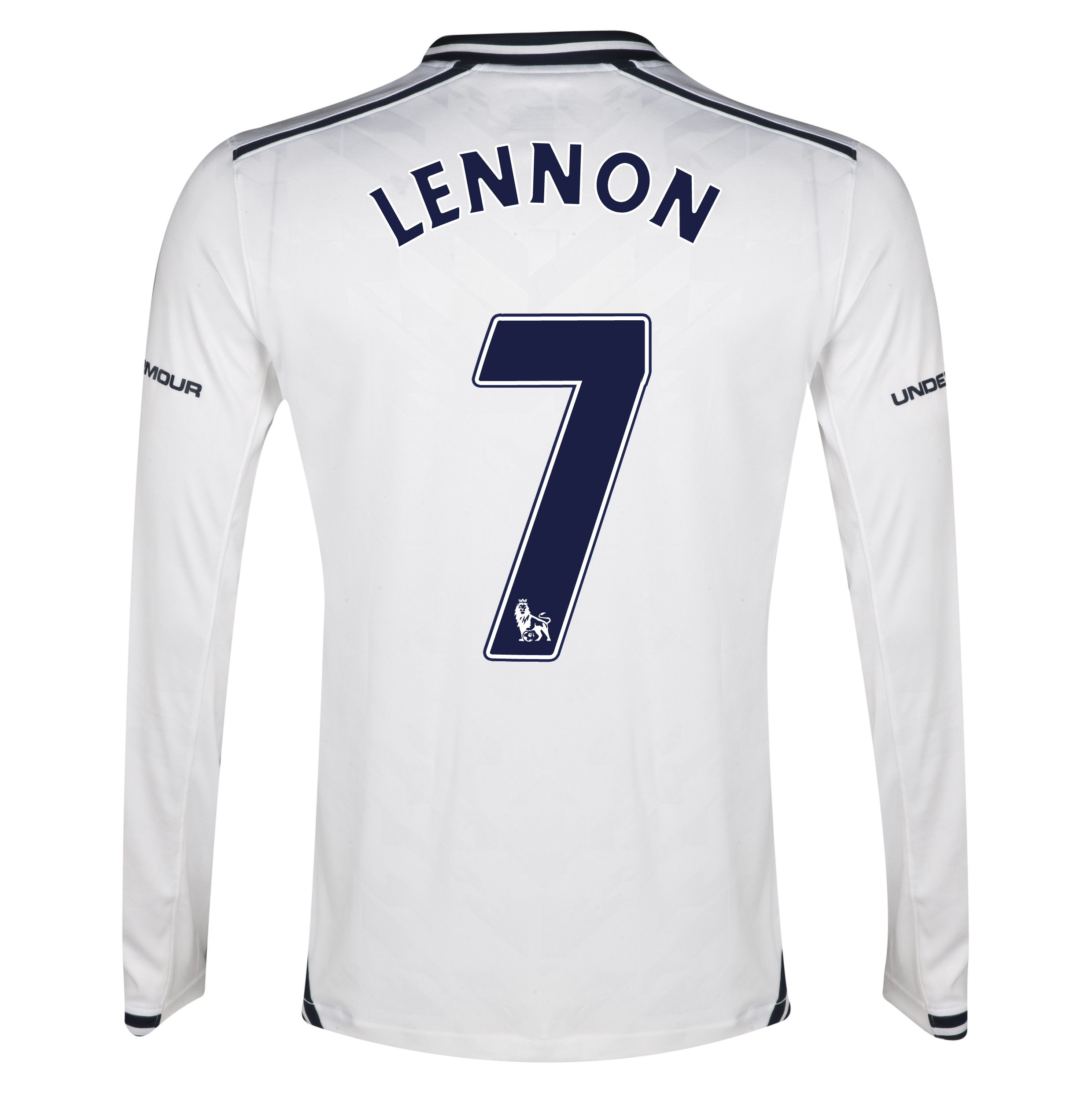 Tottenham Hotspur Home Shirt 2013/14 - Long Sleeve with Lennon 7 printing