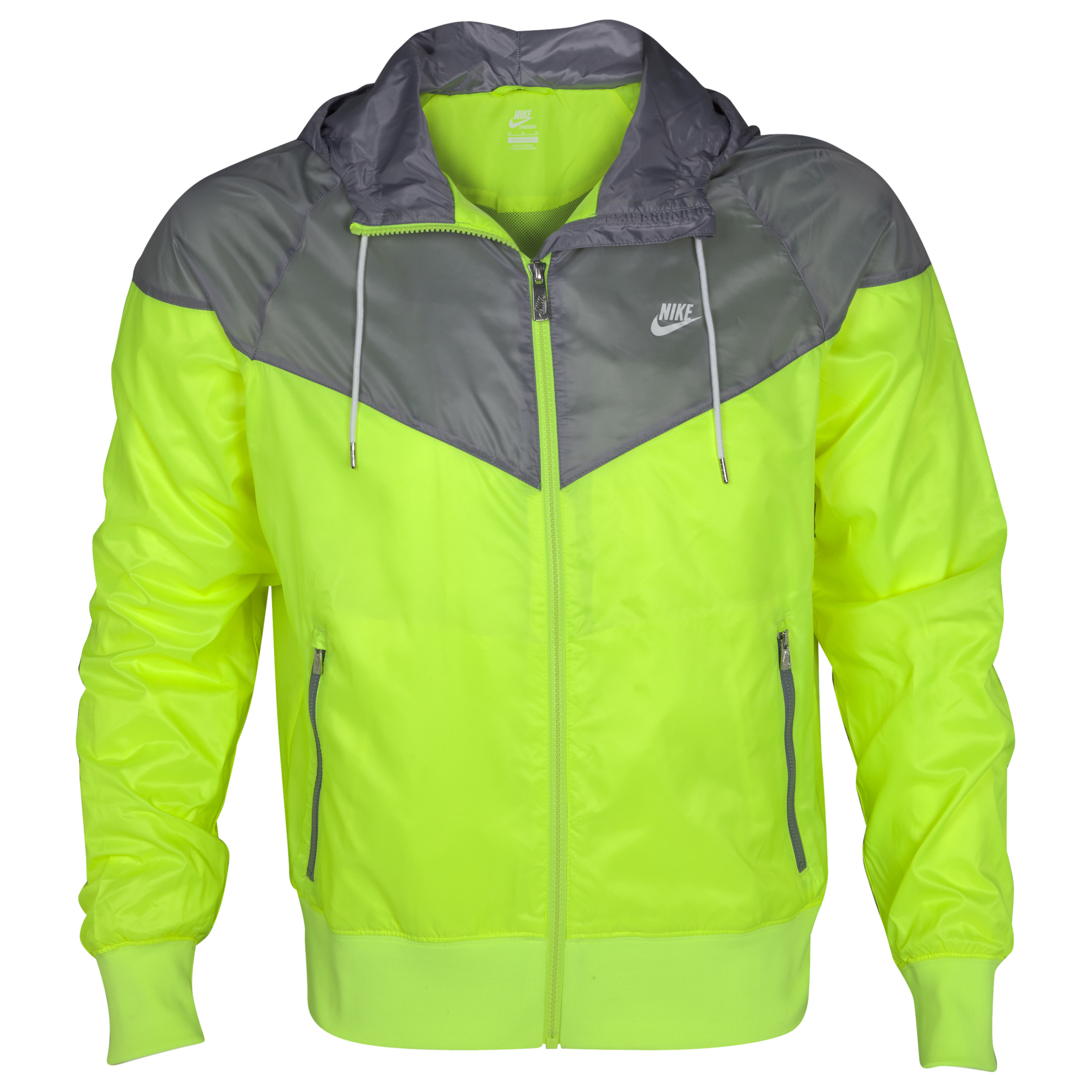 Nike Windrunner Jacket - Dark Golf Leaf/Granite
