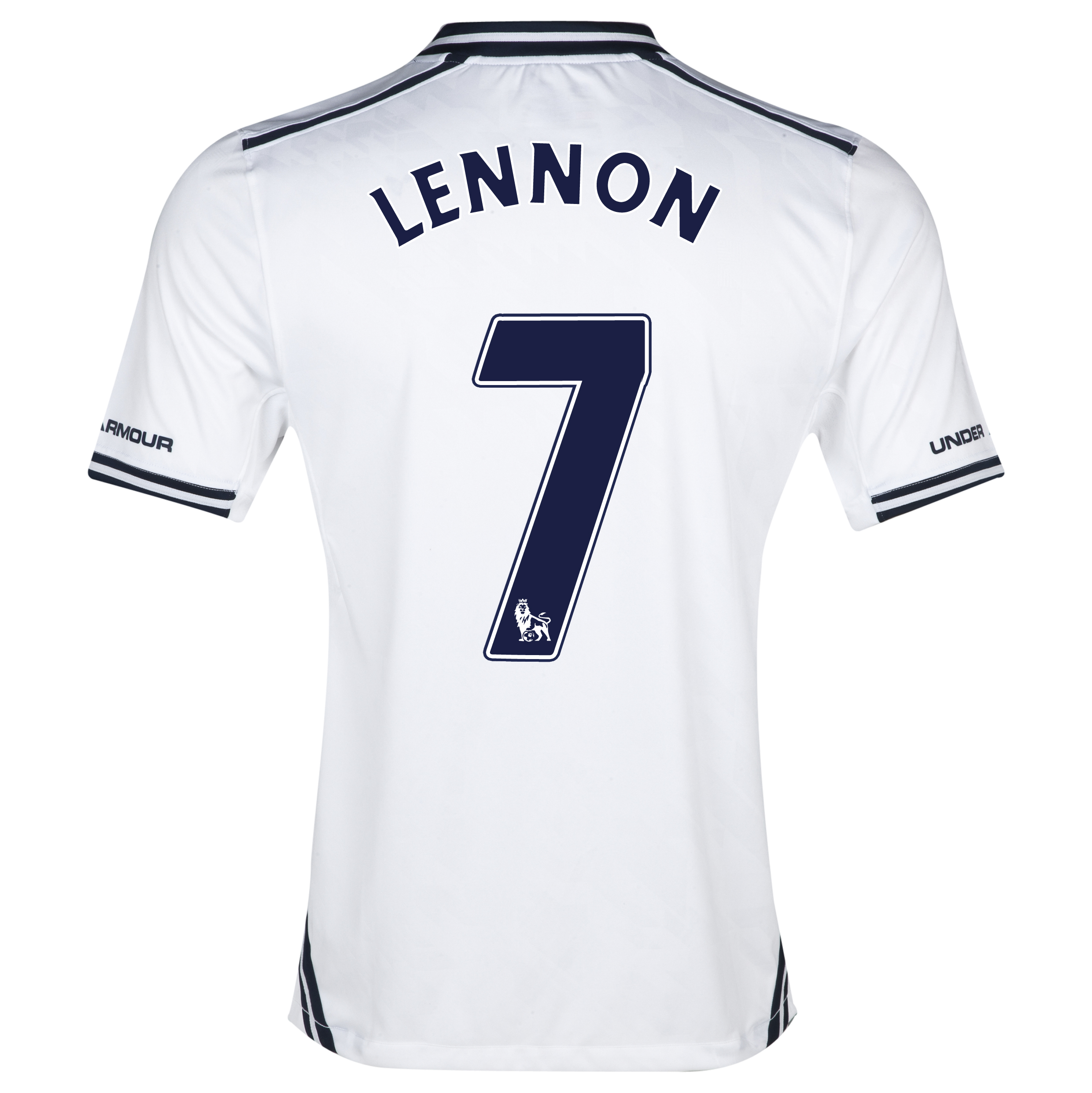 Tottenham Hotspur Home Shirt 2013/14 with Lennon 7 printing