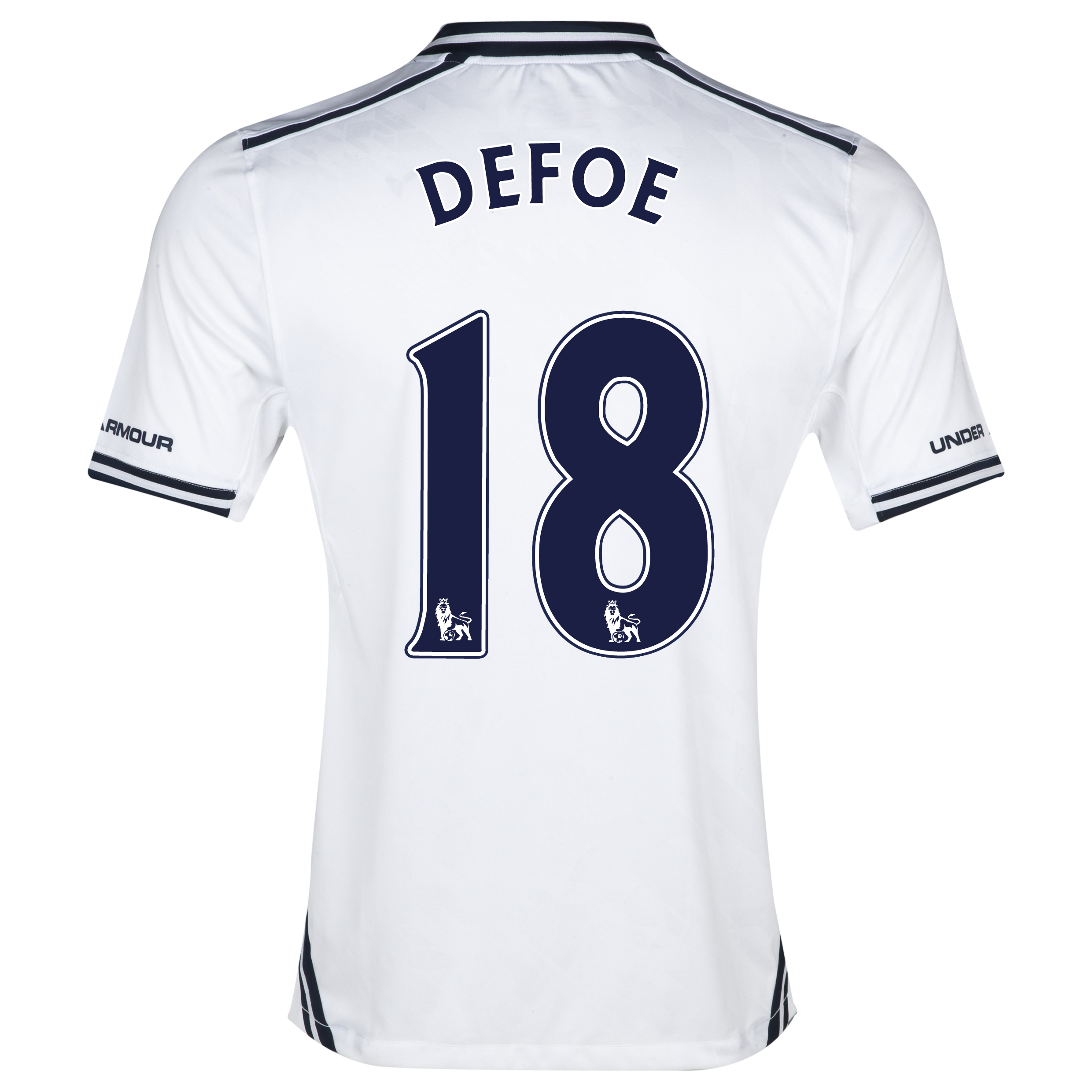 Tottenham Hotspur Home Shirt 2013/14 with Defoe 18 printing