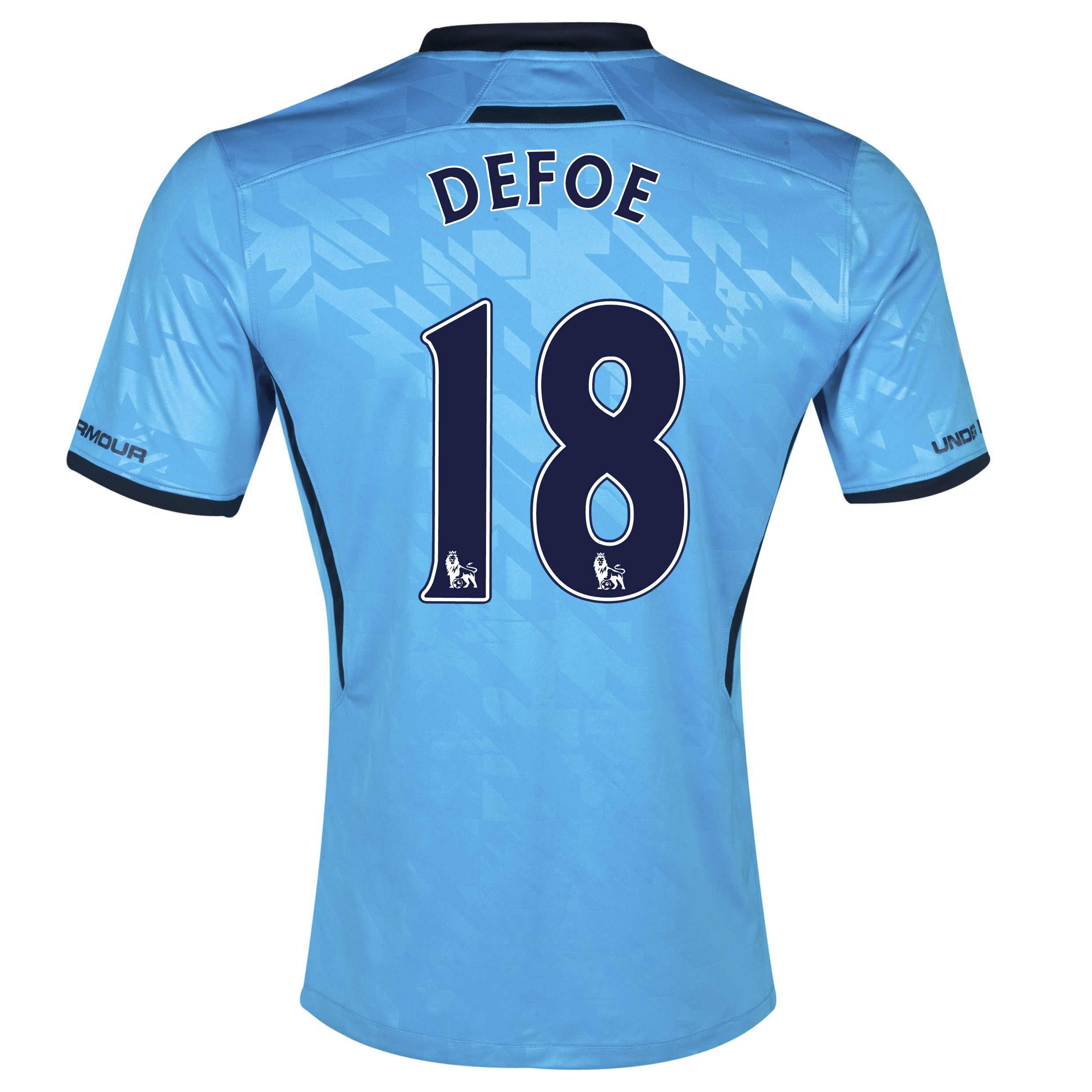 Tottenham Hotspur Away Shirt 2013/14 with Defoe 18 printing