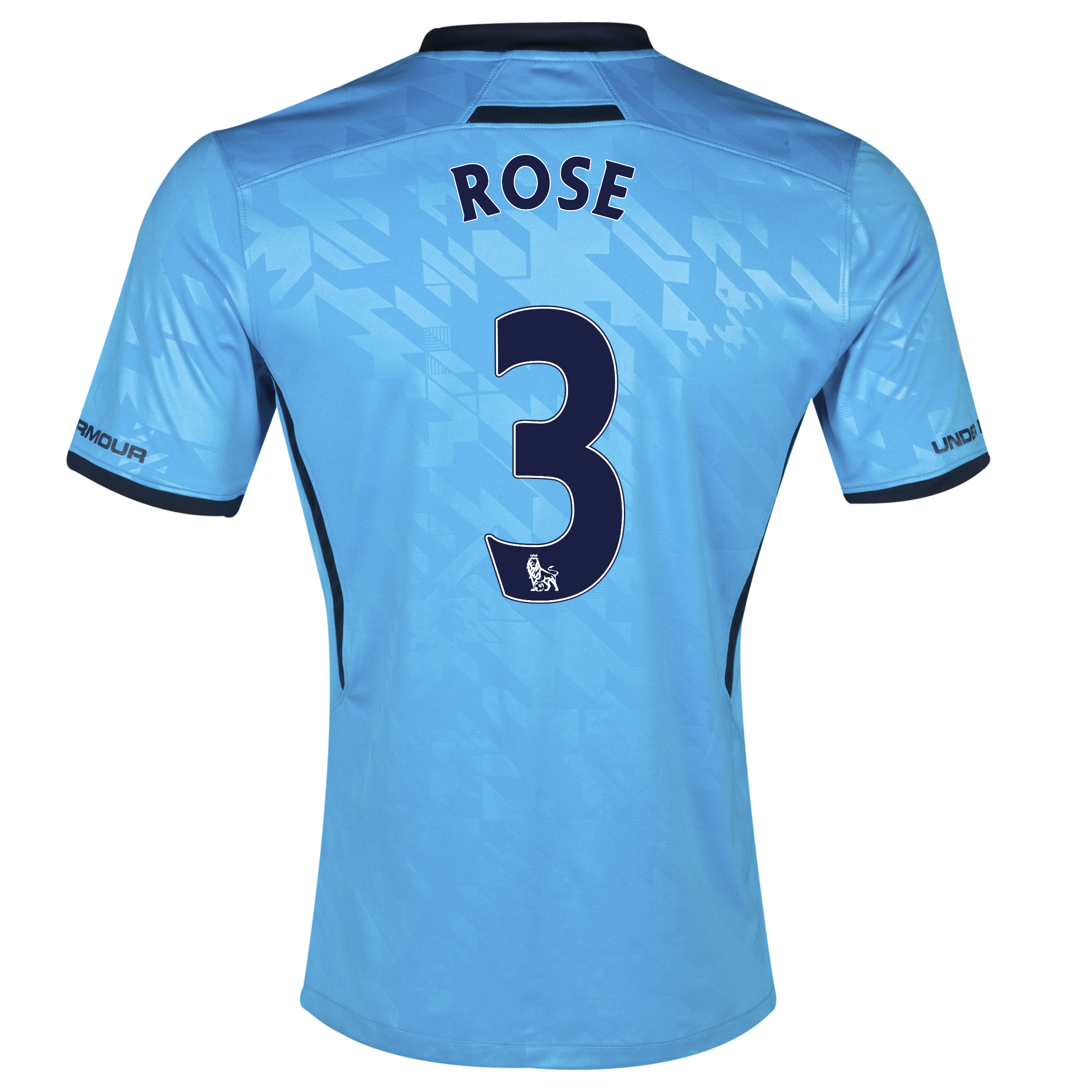 Tottenham Hotspur Away Shirt 2013/14 - Womens with Rose 3 printing