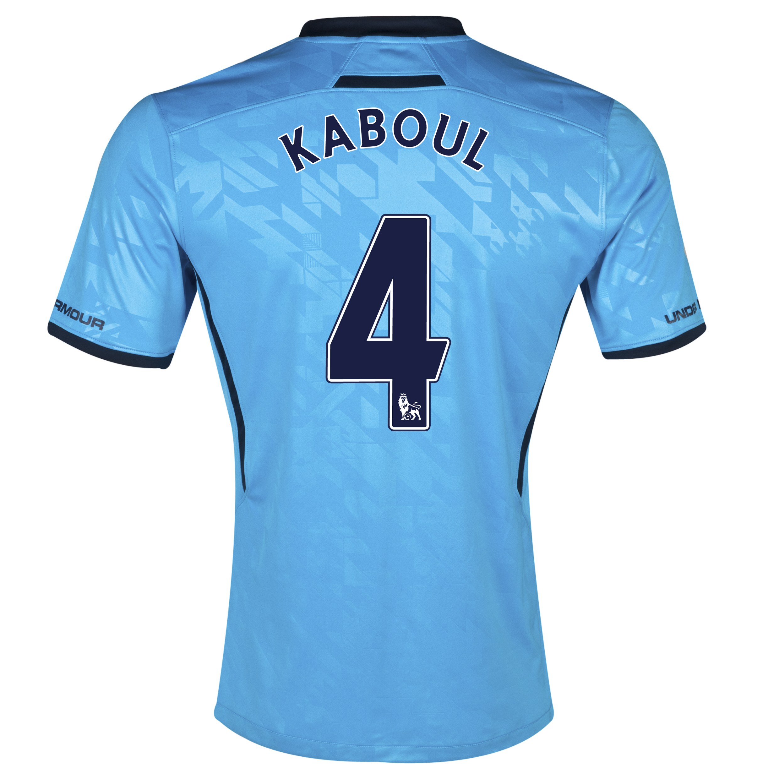 Tottenham Hotspur Away Shirt 2013/14 - Womens with Kaboul 4 printing
