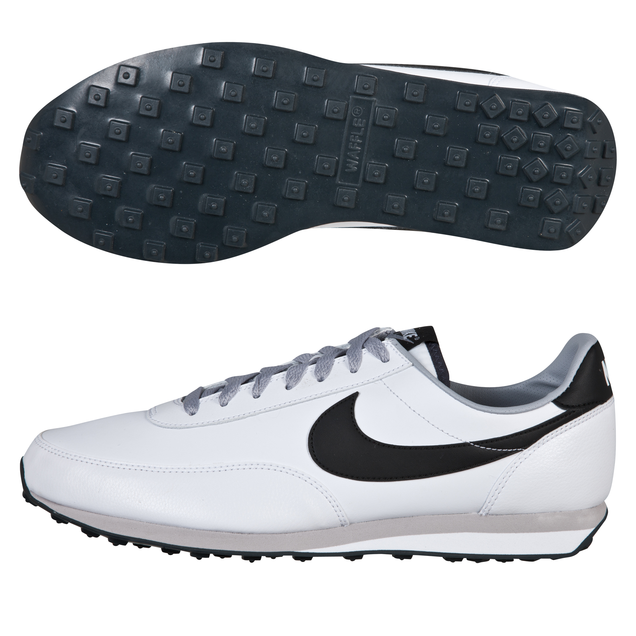 Nike Elite Leather SI Trainers - White/Black