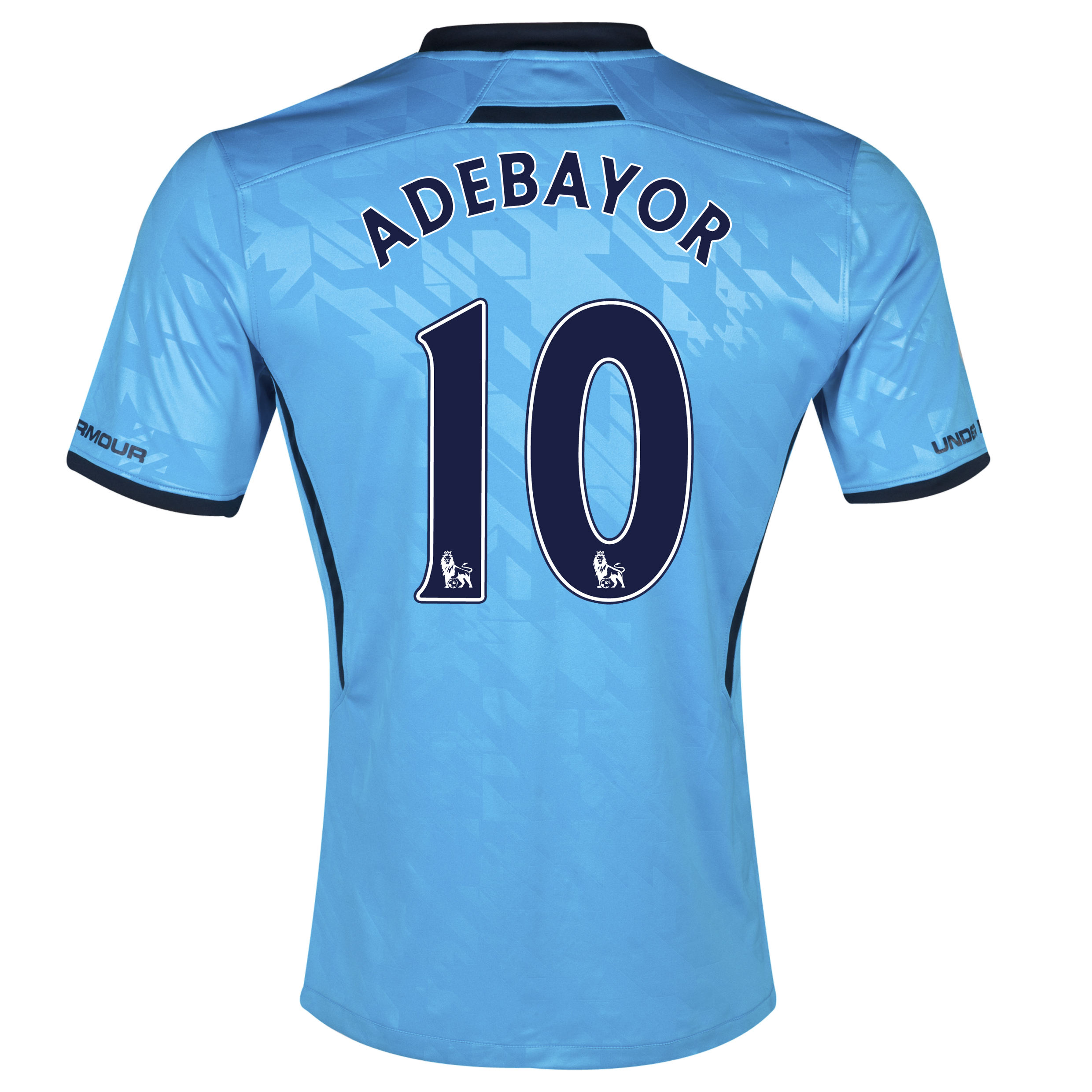 Tottenham Hotspur Away Shirt 2013/14 - Womens with Adebayor 10 printing