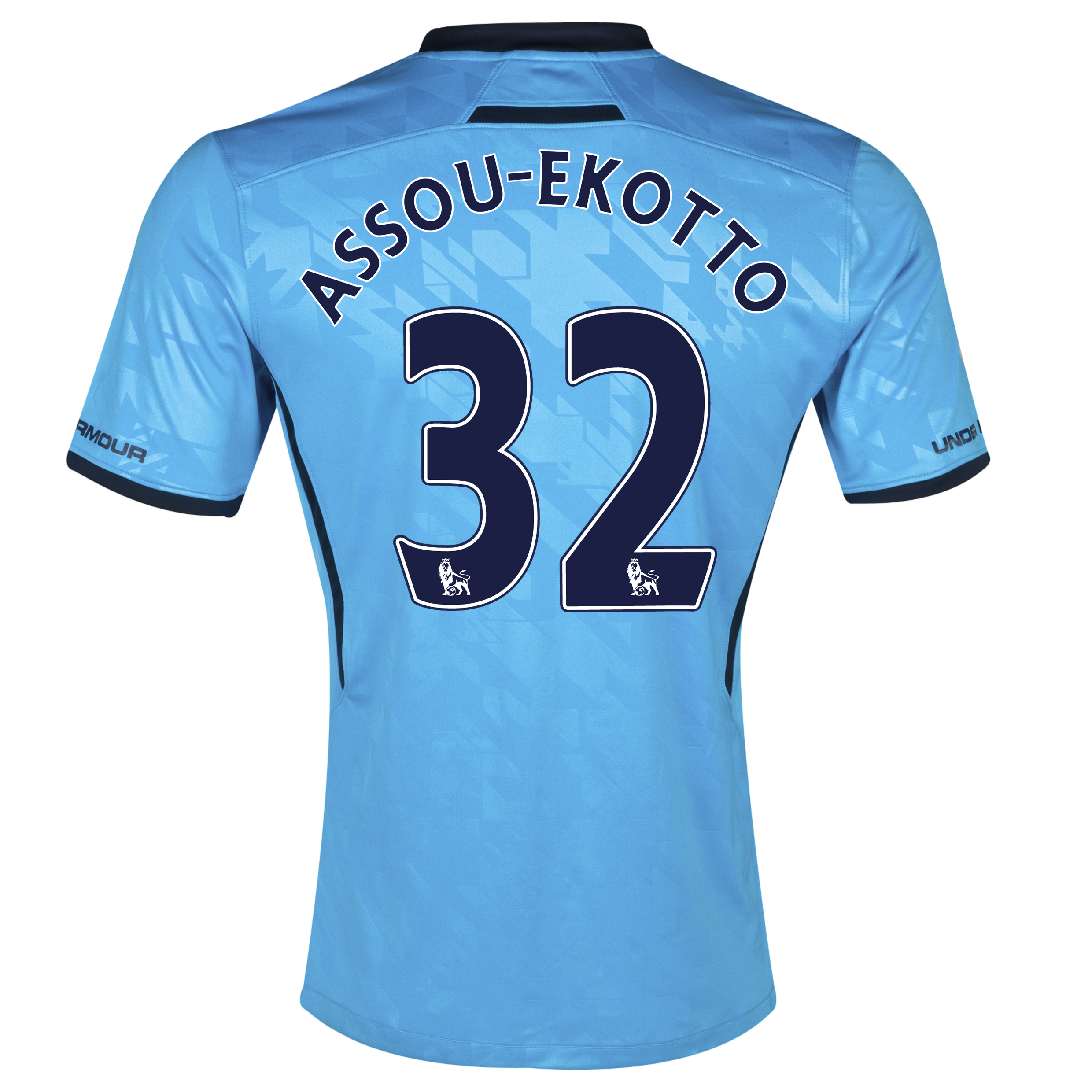Tottenham Hotspur Away Shirt 2013/14 - Womens with Assou-Ekotto 32 printing