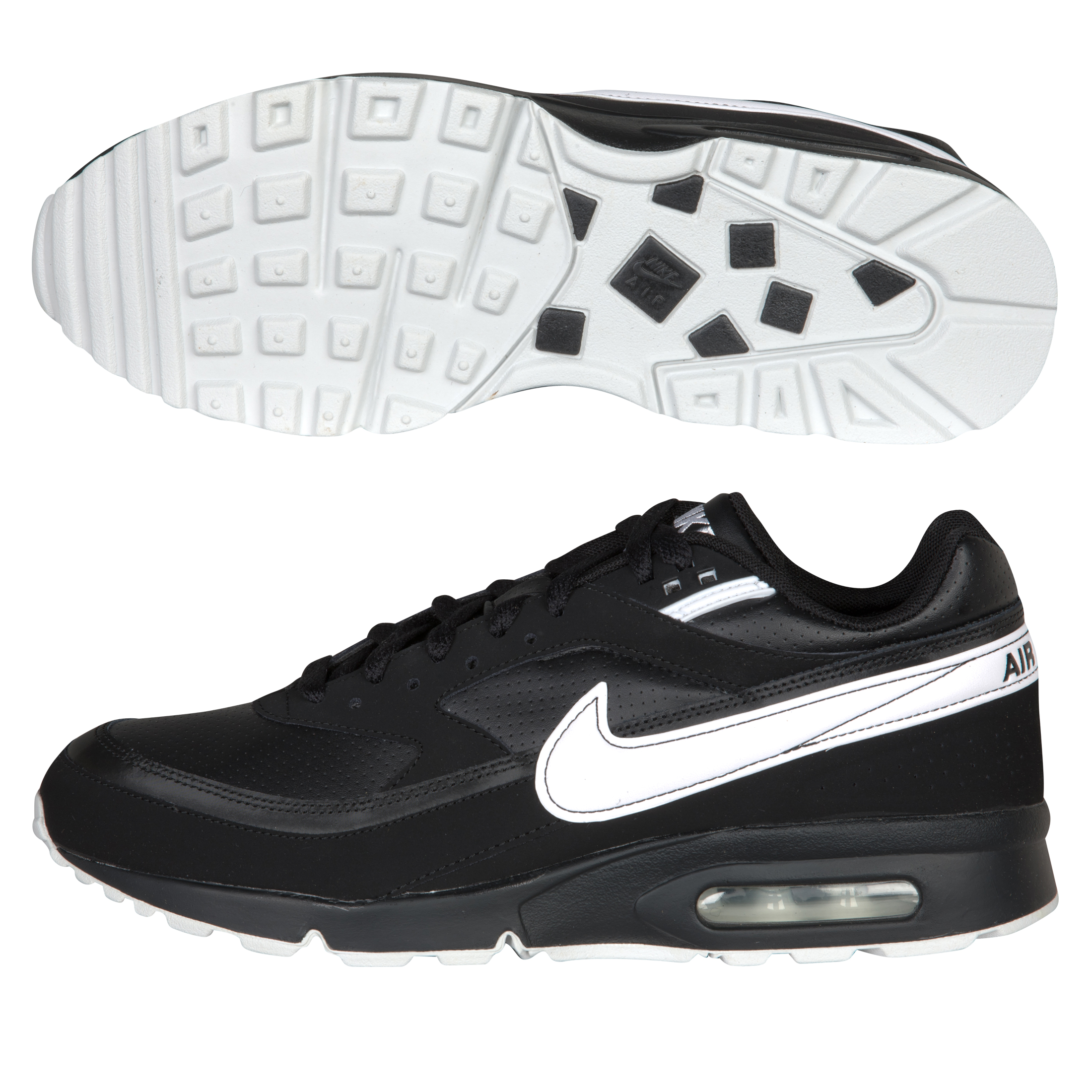 Nike Air Classic BW SI  Trainers - Black/White/Platinum