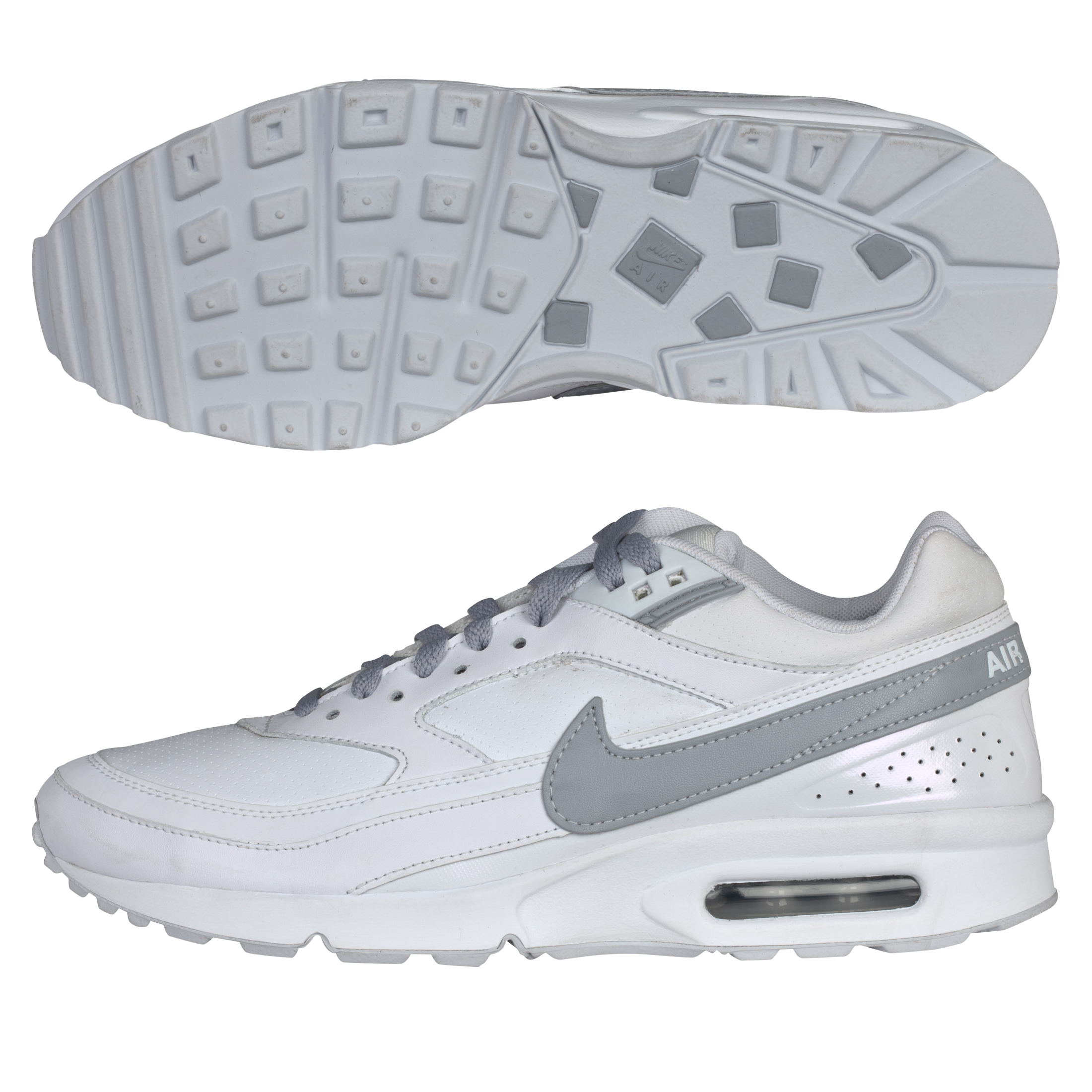 Nike Air Classic BW SI  Trainers - White/Wolf Grey/Platinum