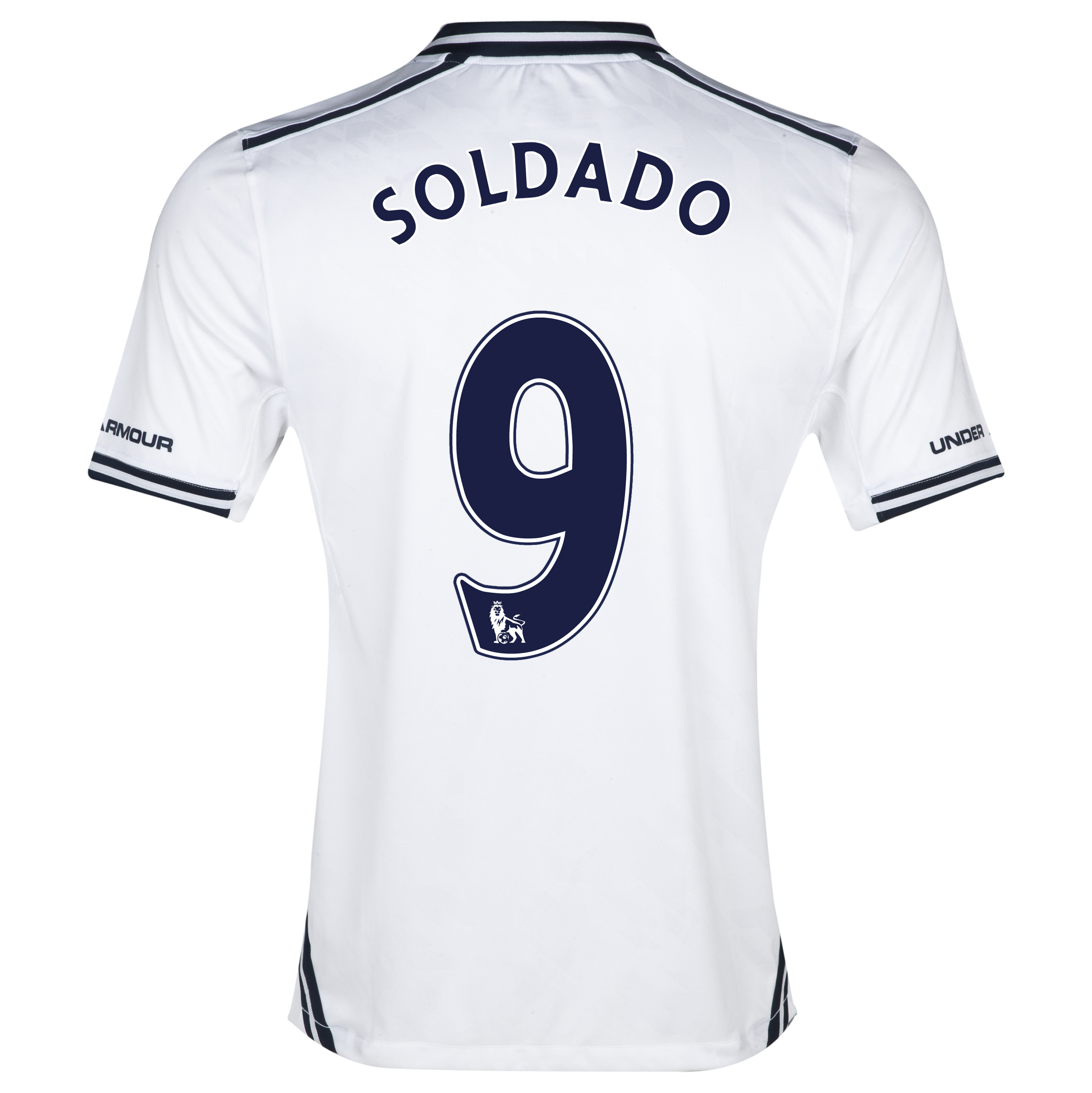 Tottenham Hotspur Home Shirt 2013/14 - Kids with Soldado 9 printing