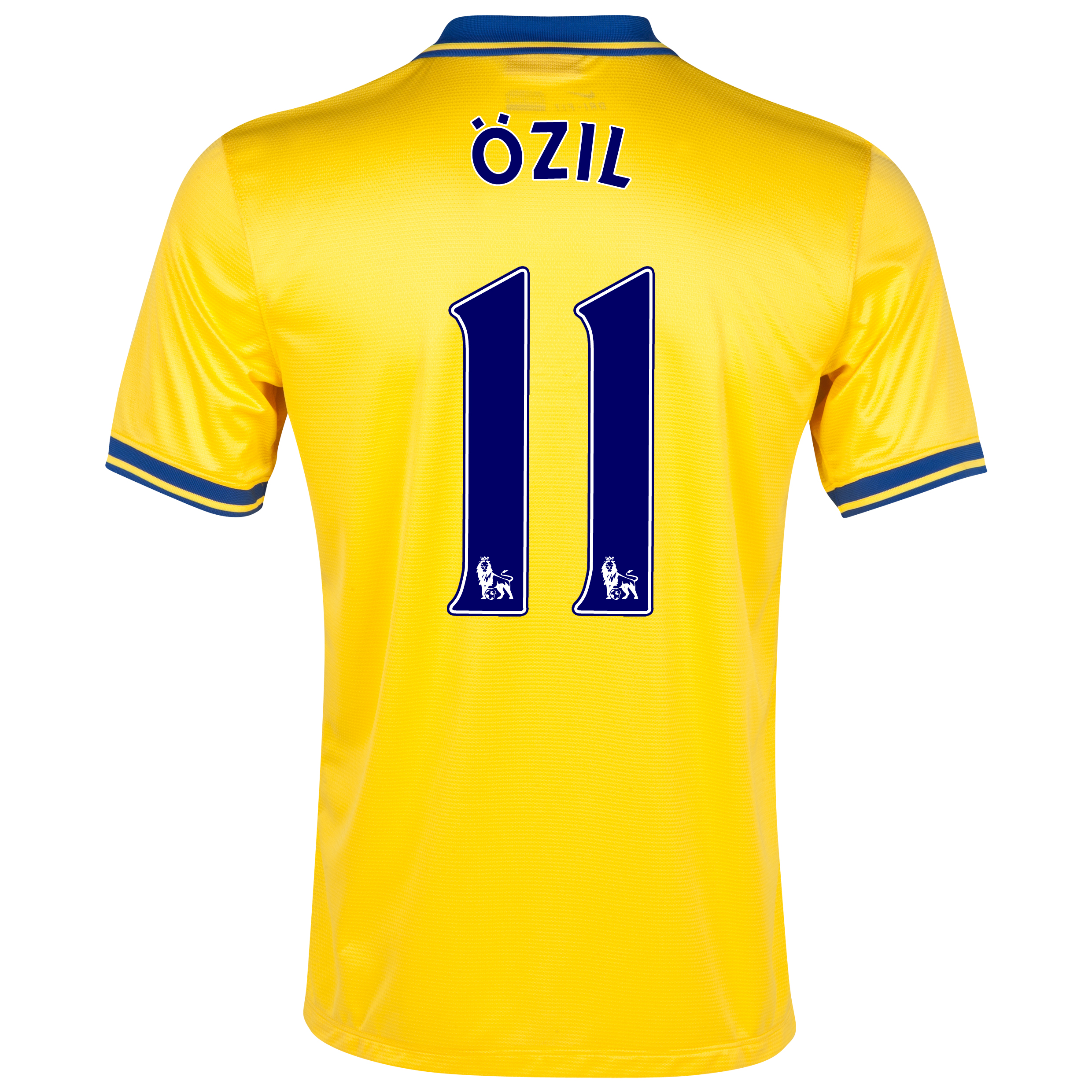 Arsenal Away Shirt 2013/14 with Özil 11 printing