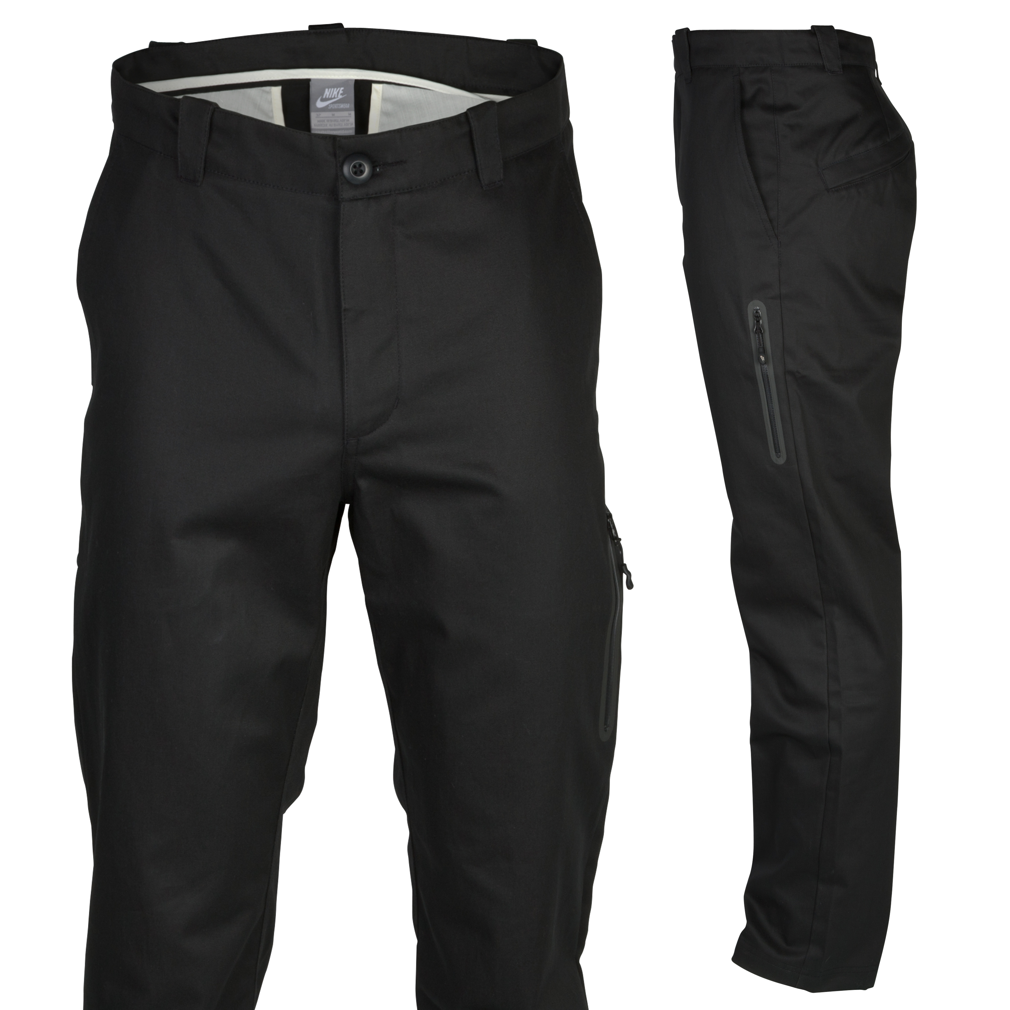 Nike DWR Twill Terrain Pant - Black/Sail