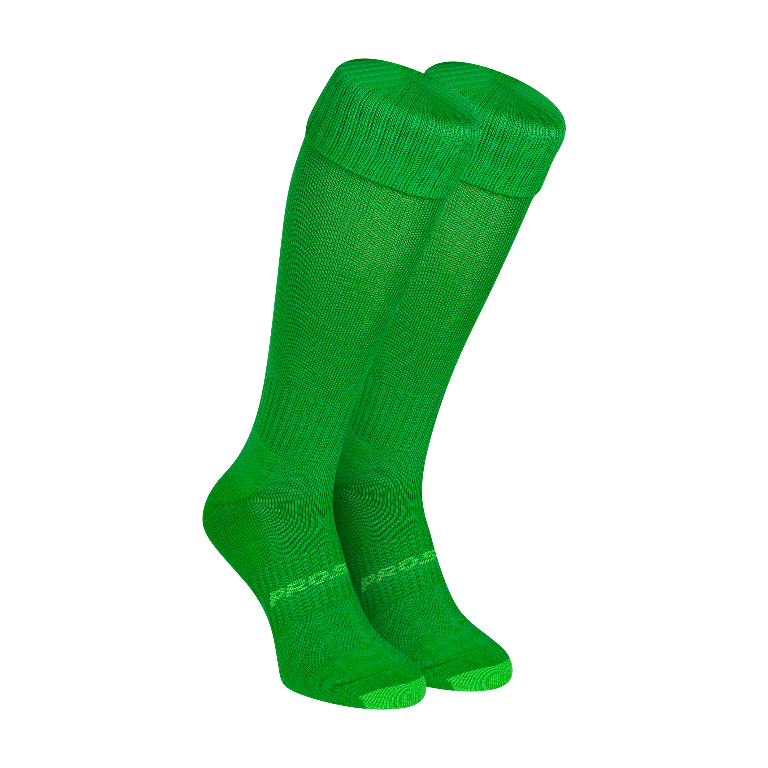 Mitre Mercury Football Socks - Emerald Green - Size 7-11