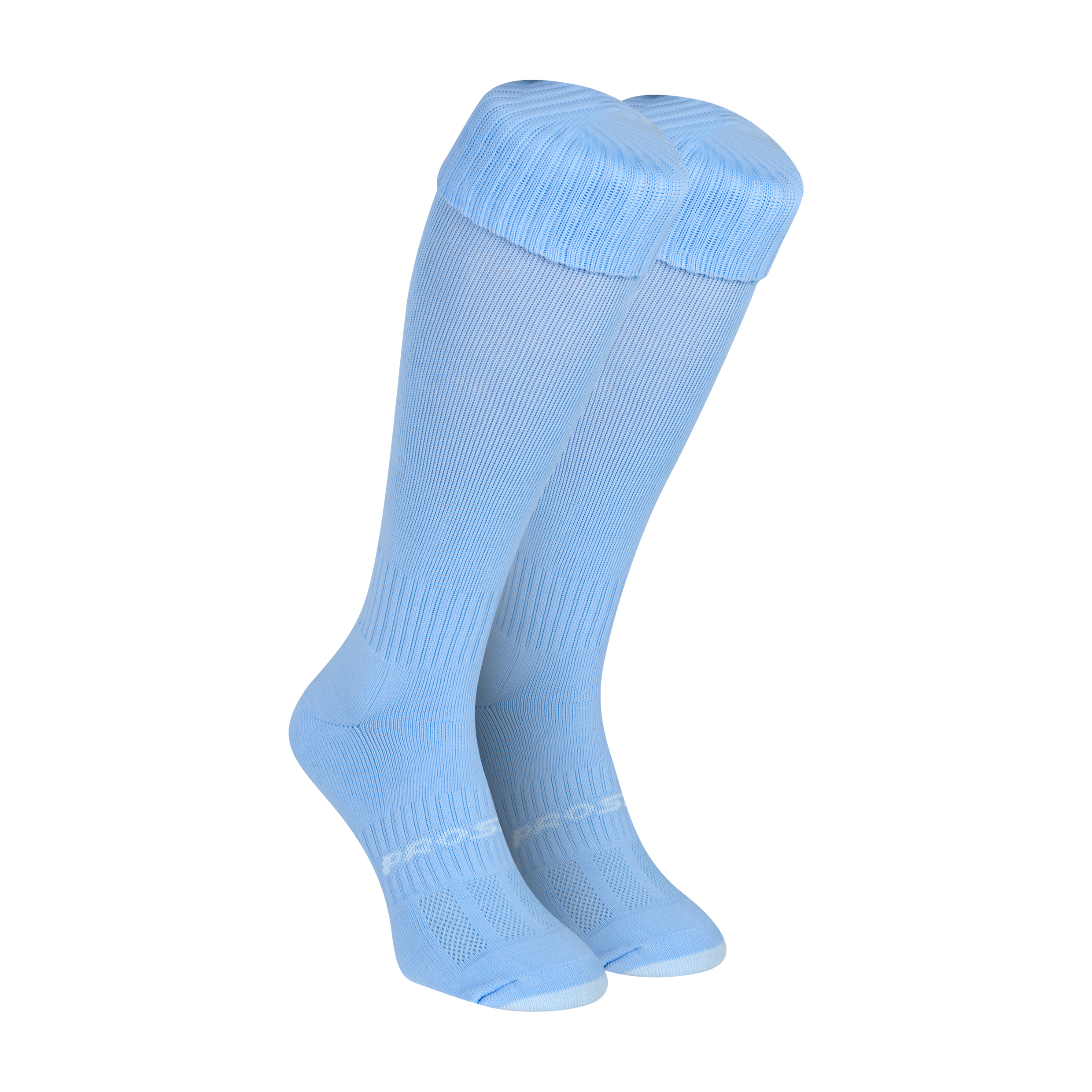 Mitre Mercury Football Socks - Sky Blue - 7-11