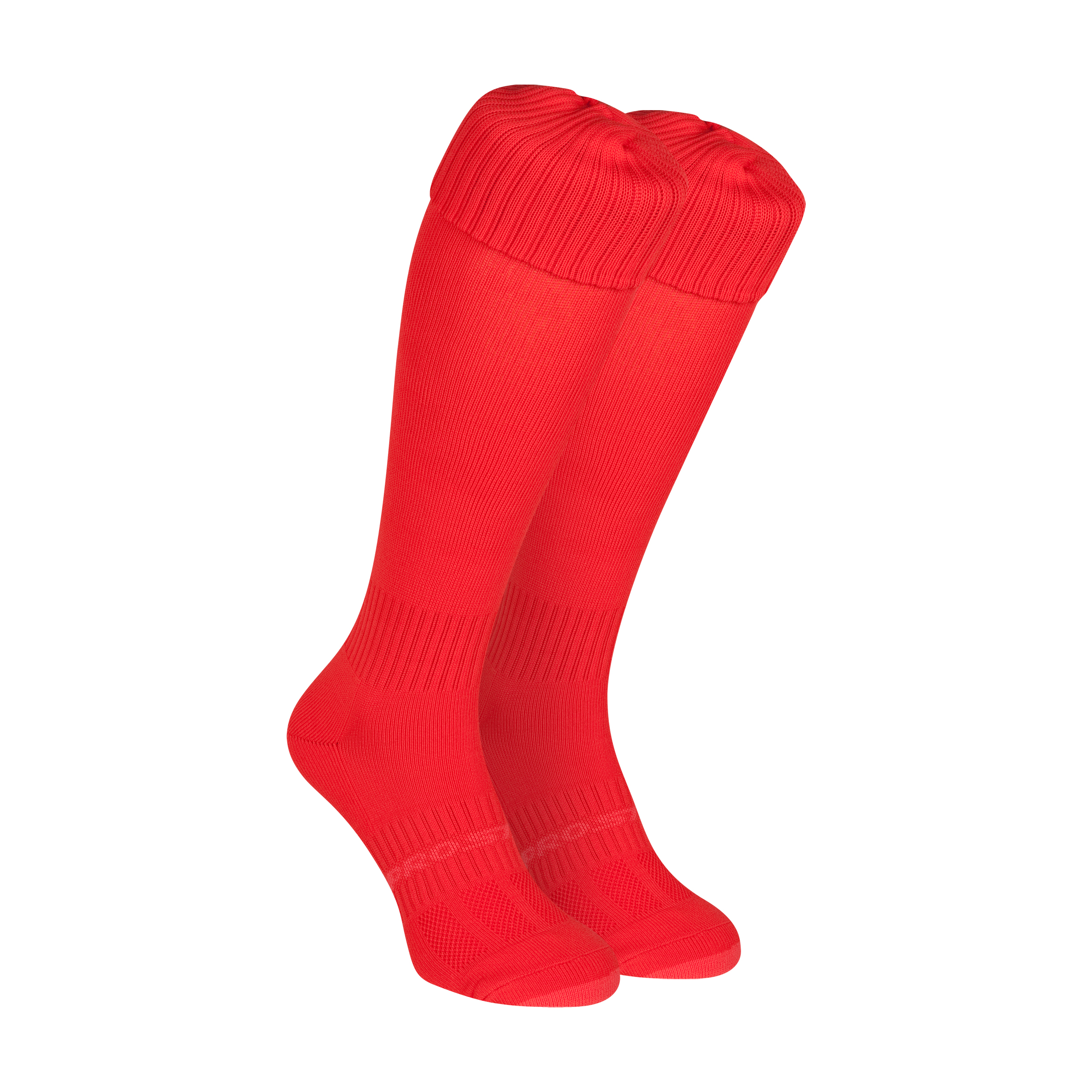 Mitre Mercury Football Socks - Scarlet - Size 7-11