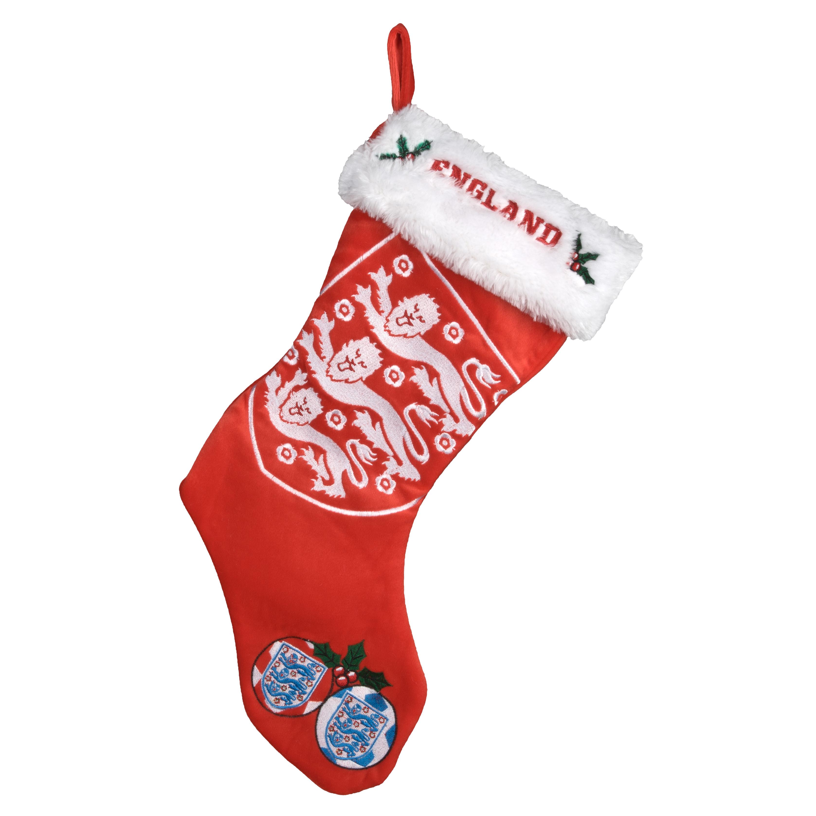 England FA Christmas Stocking