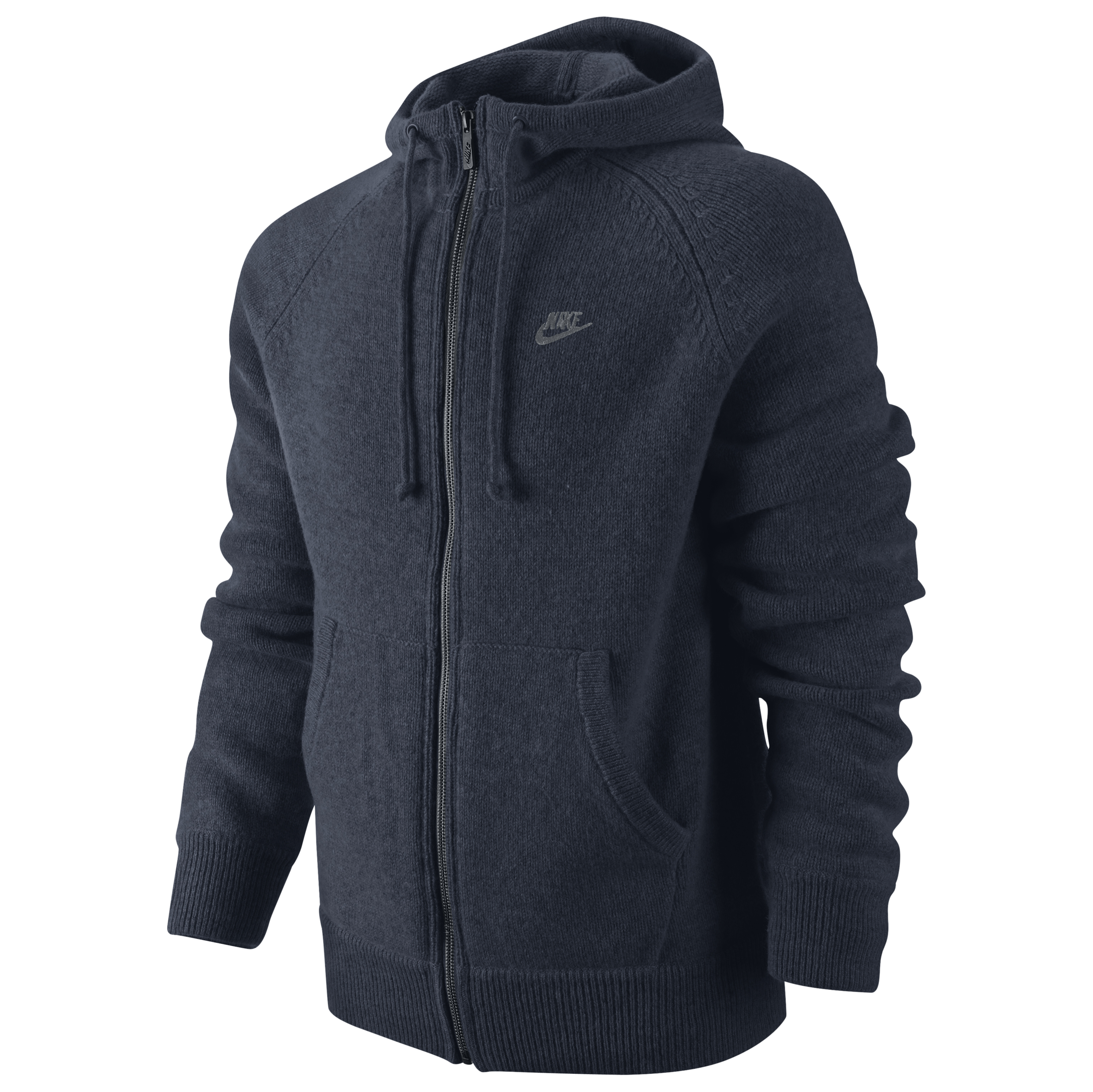 Nike Sportswear CR7 AW77 Hoody - Obsidian Heather/Dark Grey