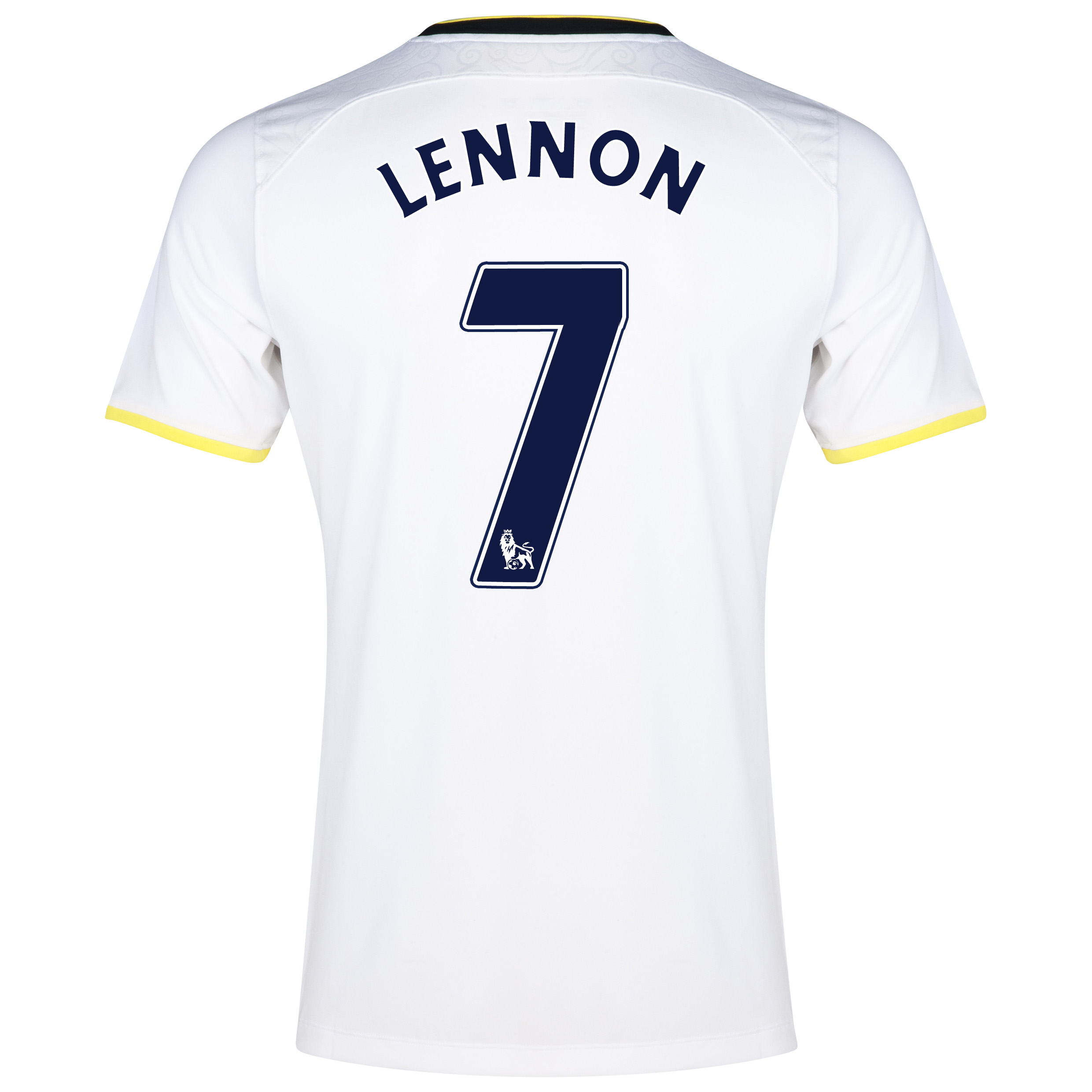 Tottenham Hotspur Home Shirt 2014/15 with Lennon 7 printing