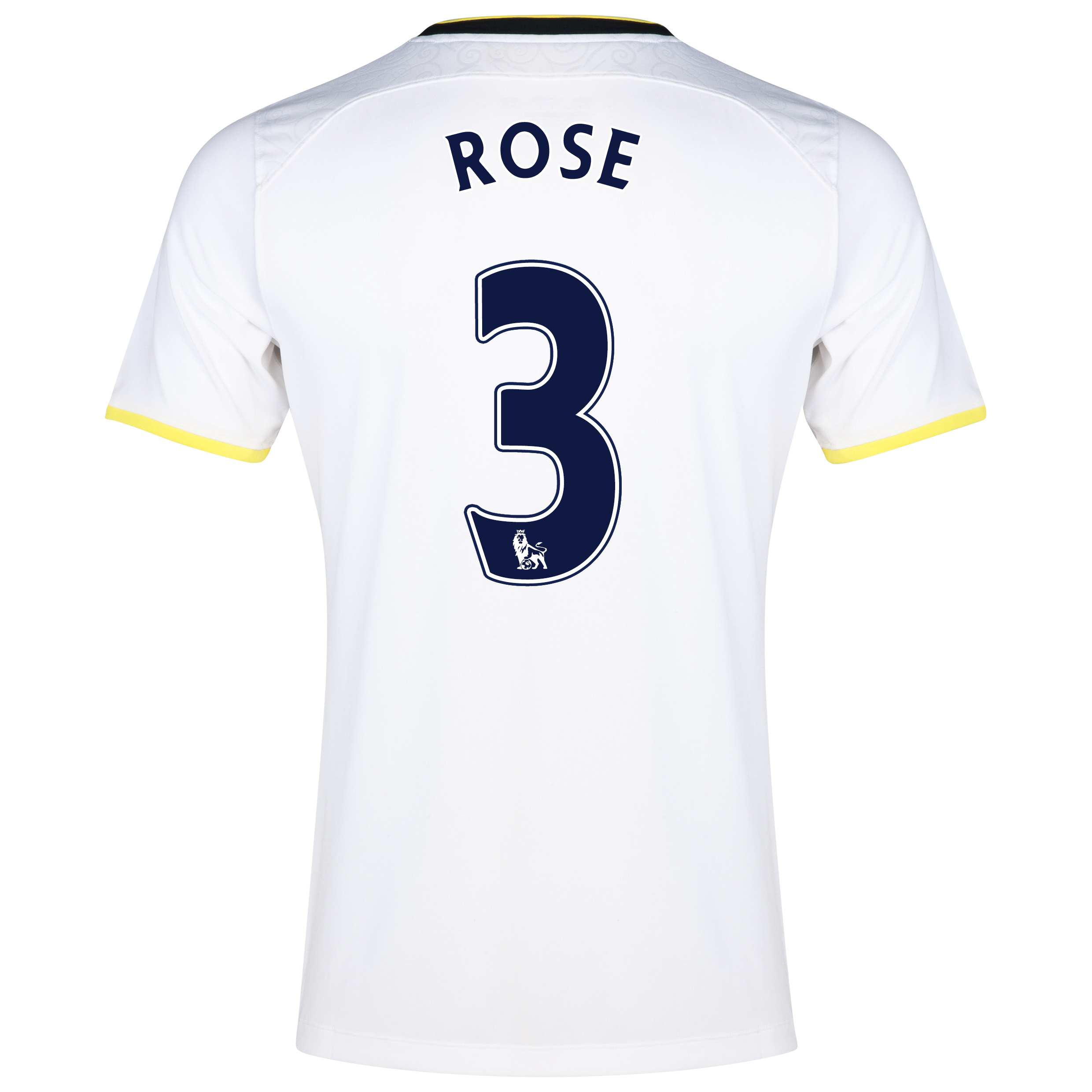 Tottenham Hotspur Home Shirt 2014/15 - Kids with Rose 3 printing