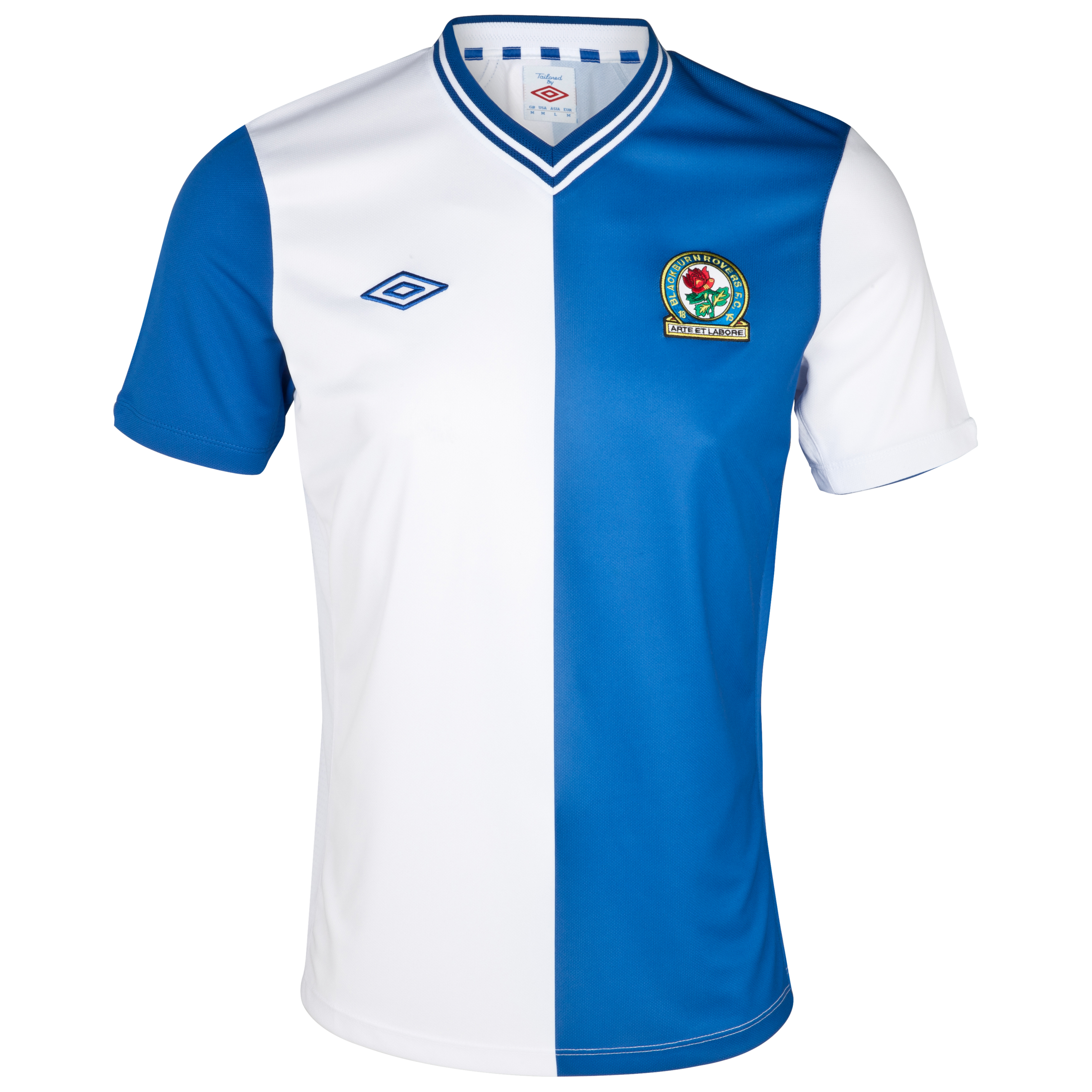 Blackburn Rovers Home Shirt 2012/13