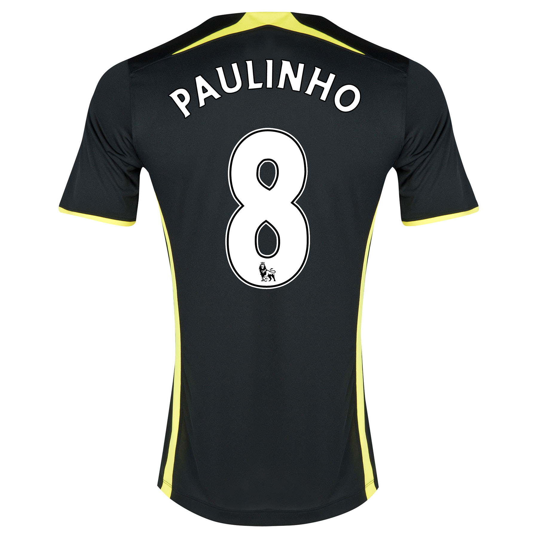 Tottenham Hotspur Away Shirt 2014/15 - Kids with Paulinho 8 printing