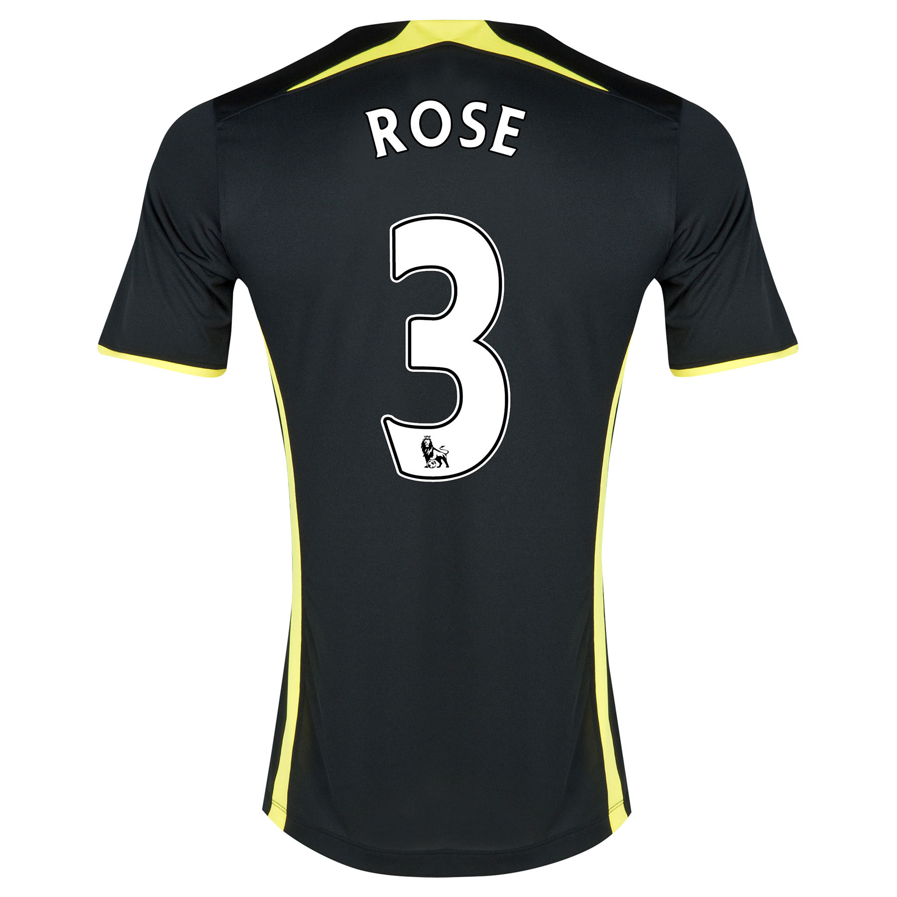 Tottenham Hotspur Away Shirt 2014/15 - Womens with Rose 3 printing