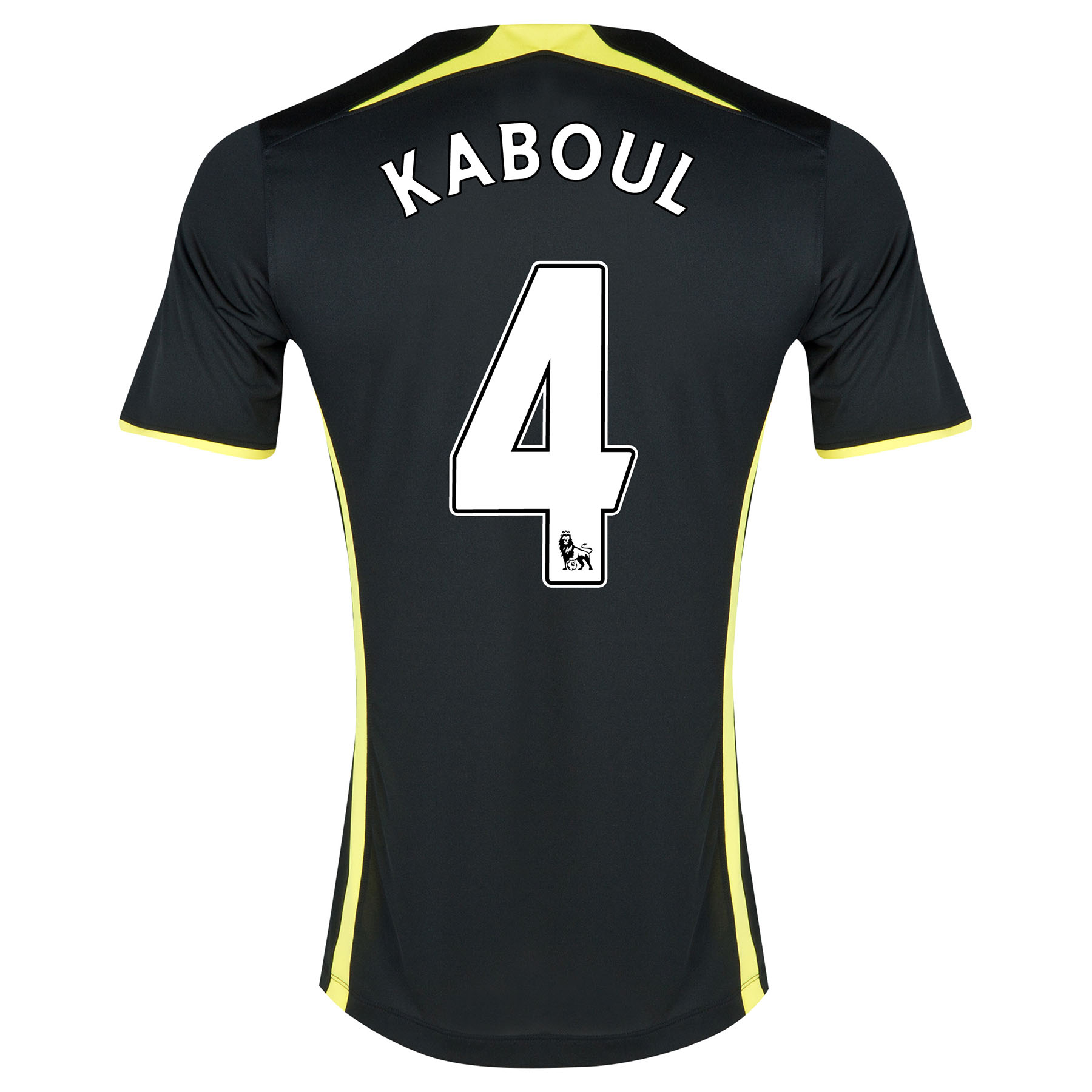 Tottenham Hotspur Away Shirt 2014/15 - Womens with Kaboul 4 printing