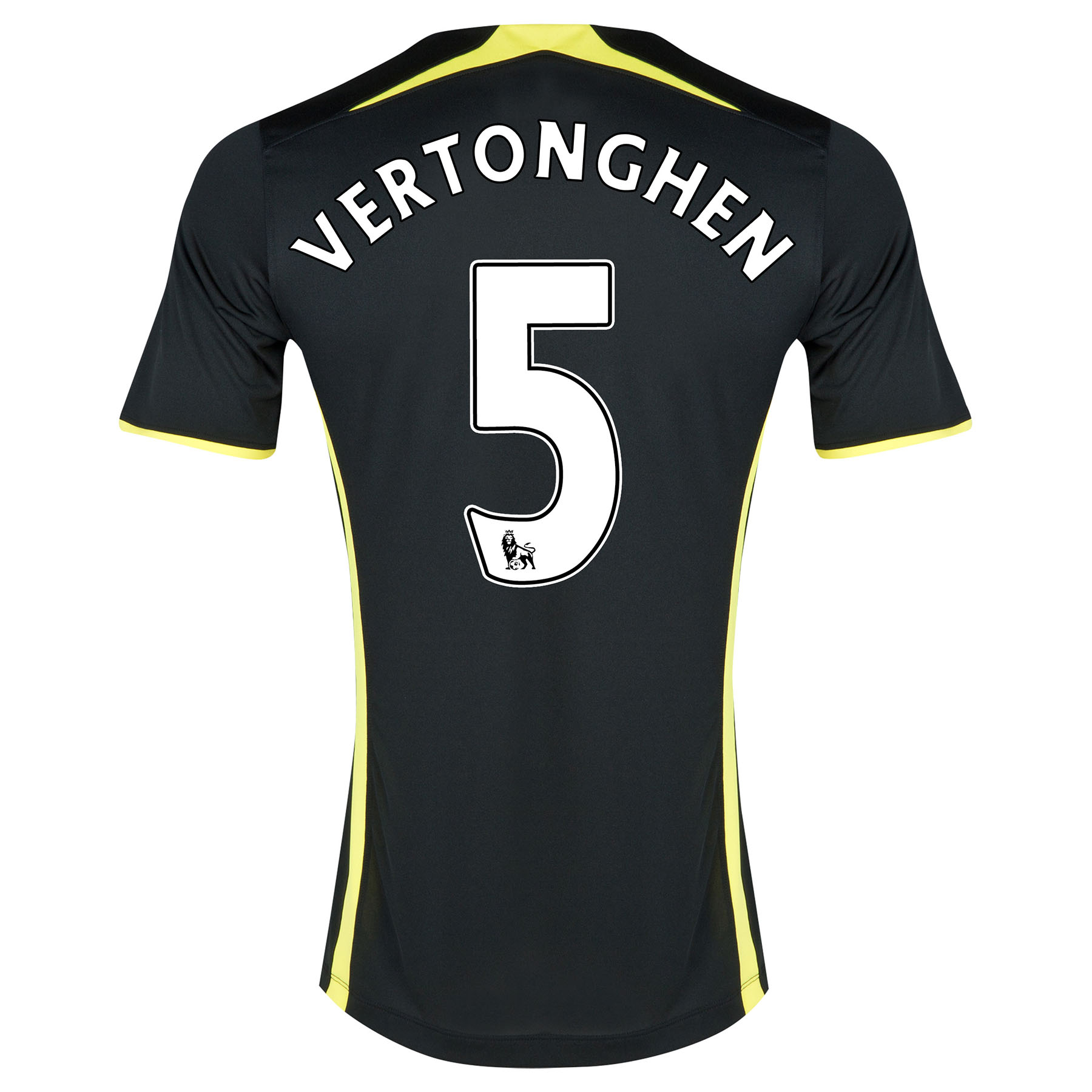 Tottenham Hotspur Away Shirt 2014/15 - Womens with Vertonghen 5 printing
