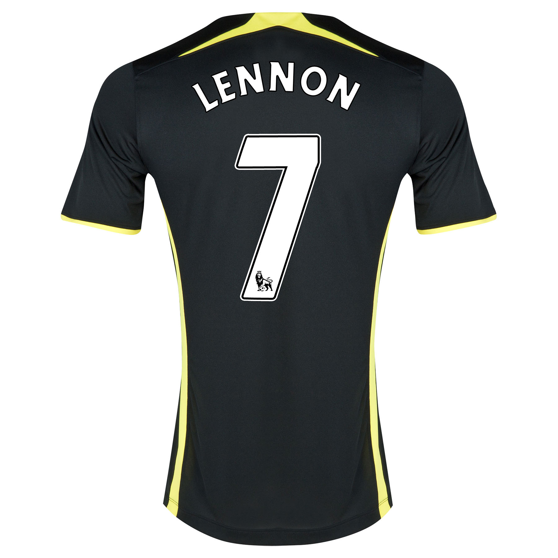 Tottenham Hotspur Away Shirt 2014/15 - Womens with Lennon 7 printing