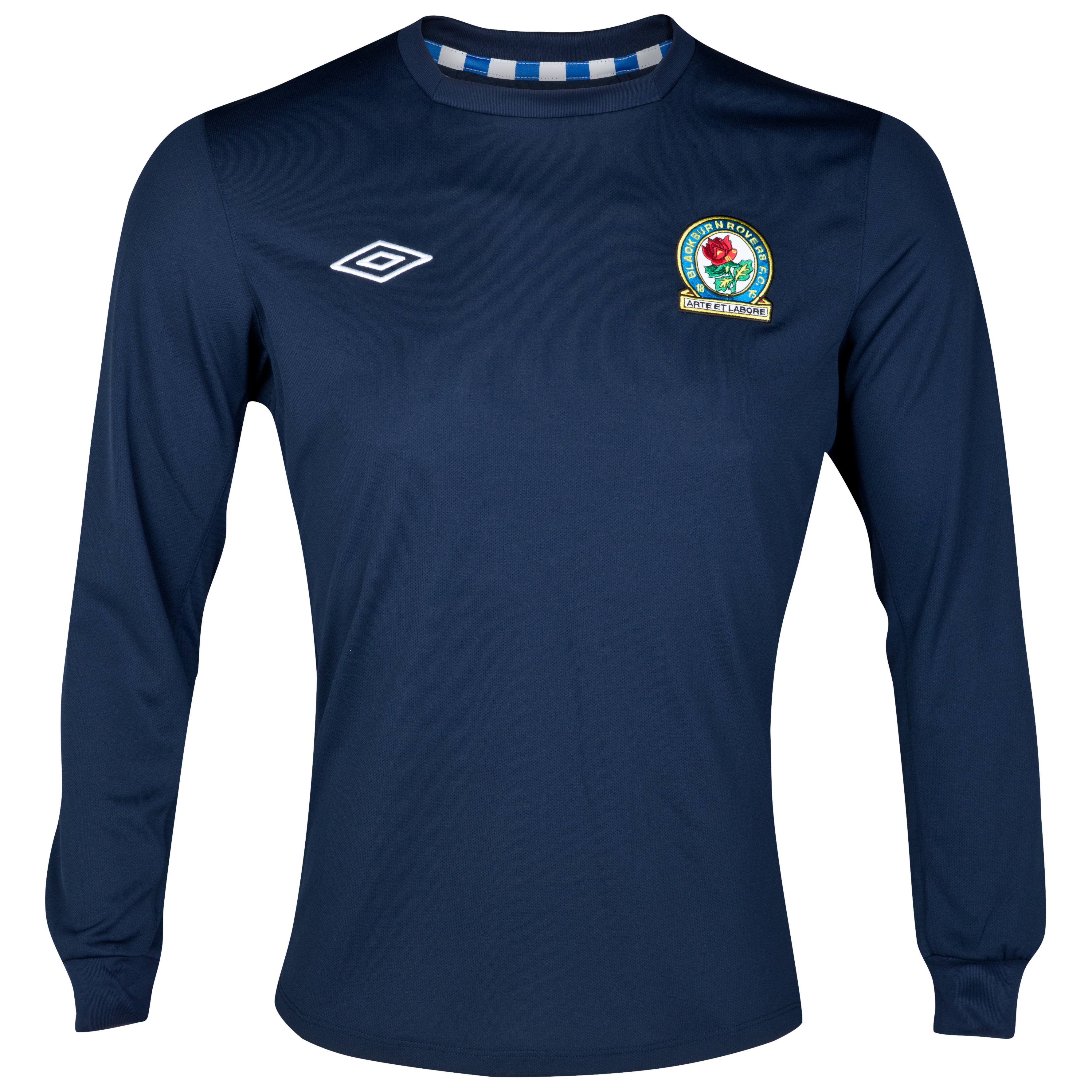 Blackburn Rovers Away Shirt 2012/13 - Long Sleeve