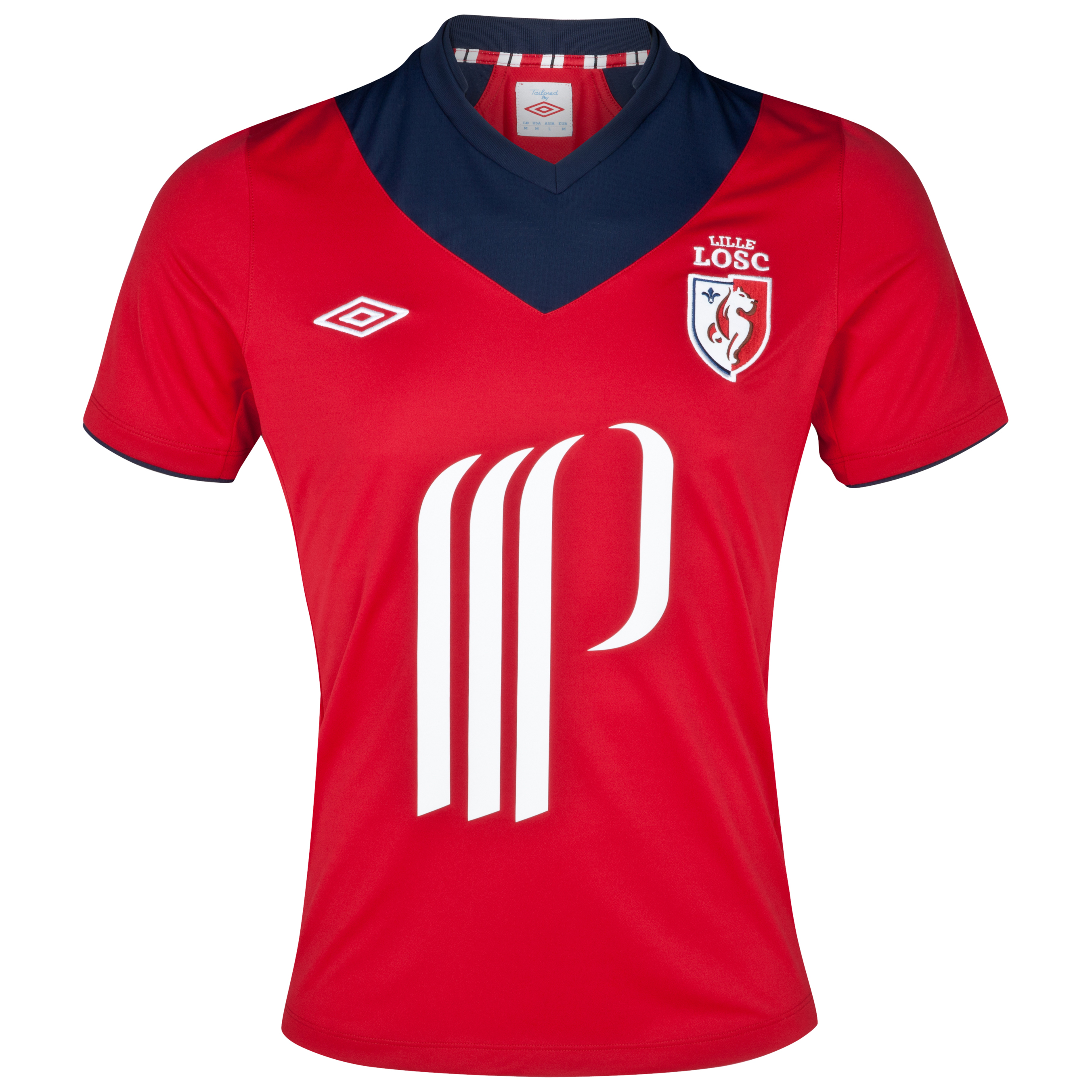 Lille Home Shirt 2012/13