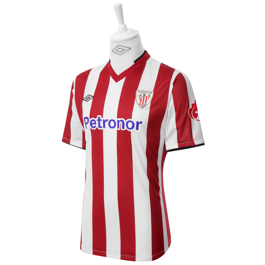 Athletic Bilbao Home Shirt 2012/13