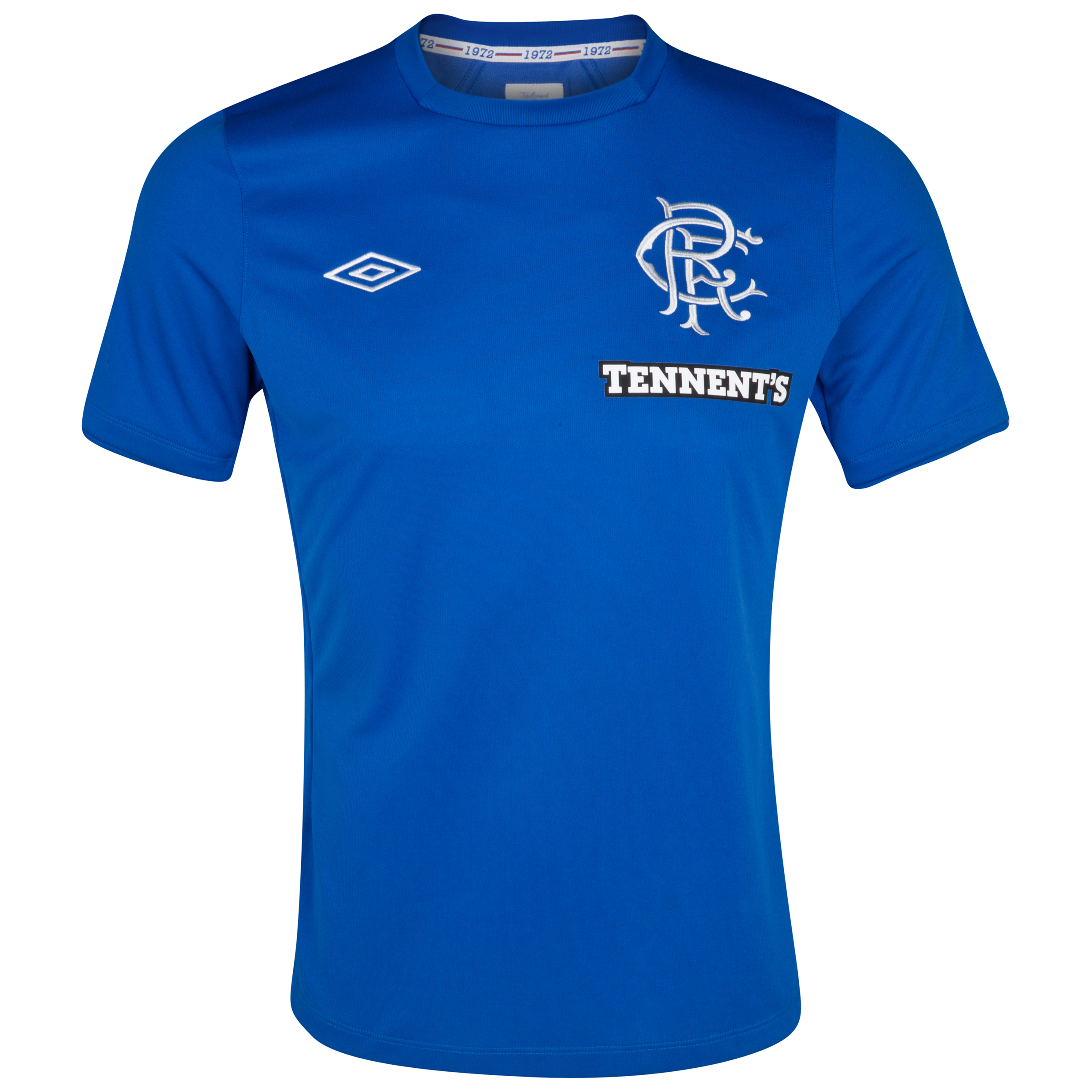 Glasgow Rangers Home Shirt 2012/13