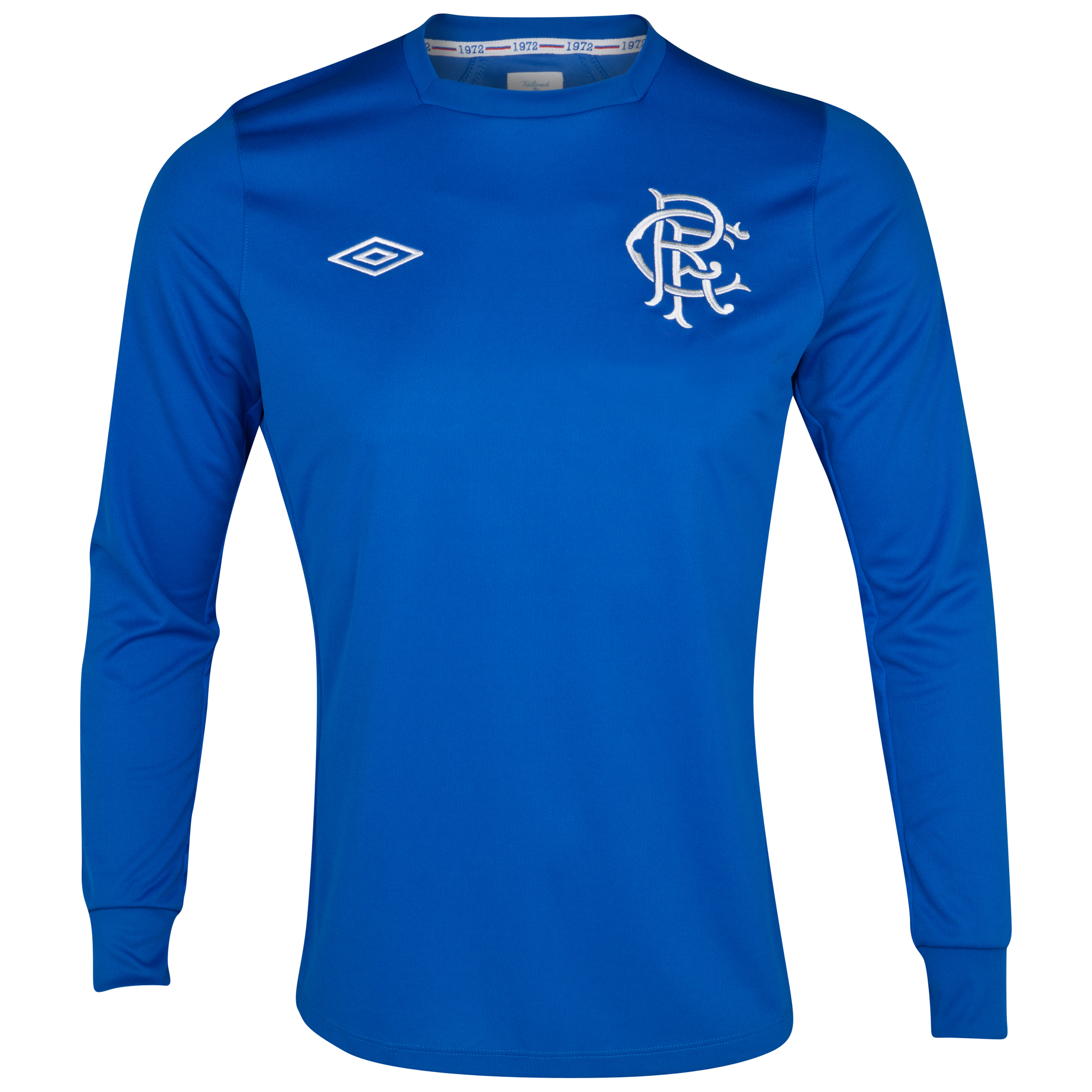Glasgow Rangers Home Shirt 2012/13 - Long Sleeve - Kids