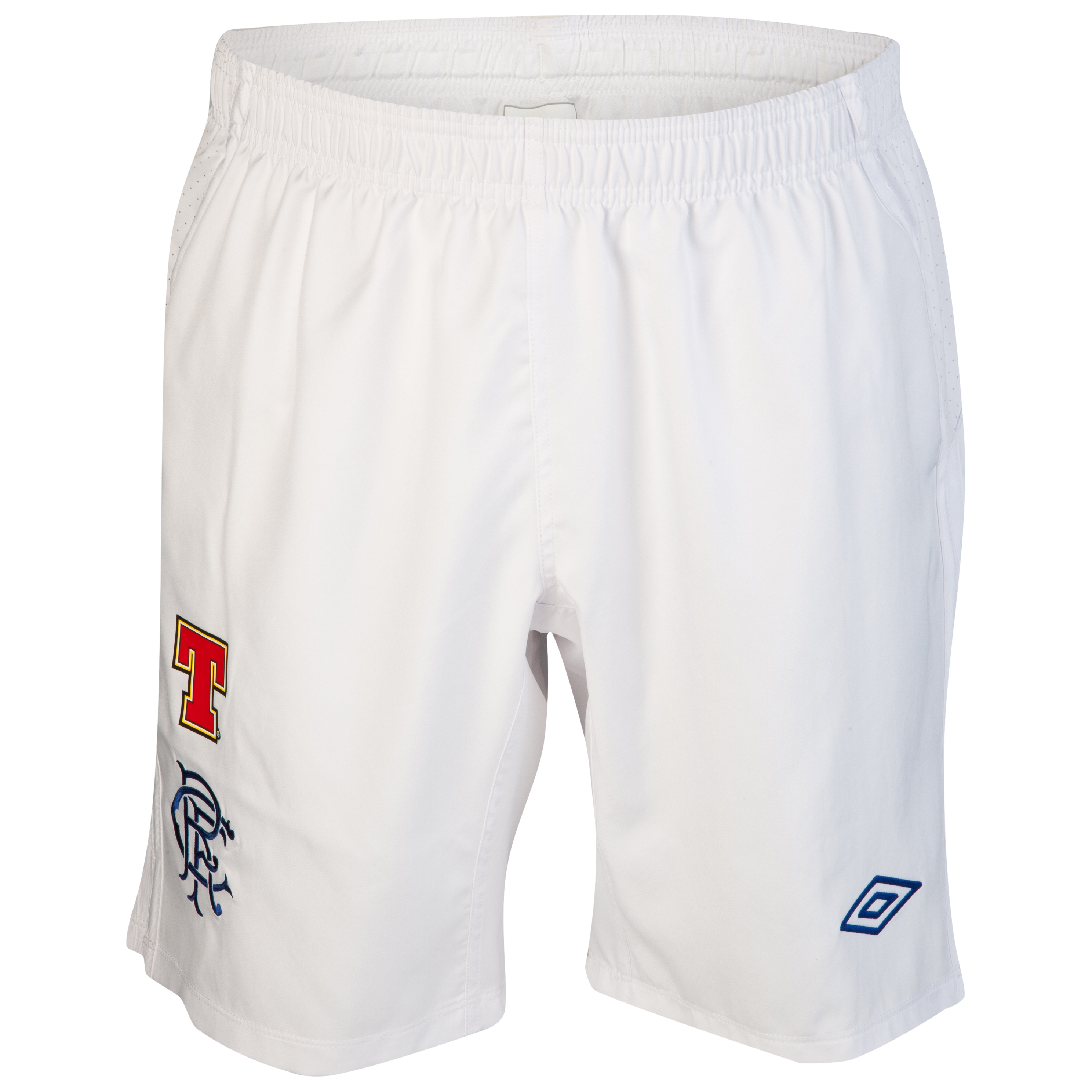 Glasgow Rangers Home Shorts 2012/13