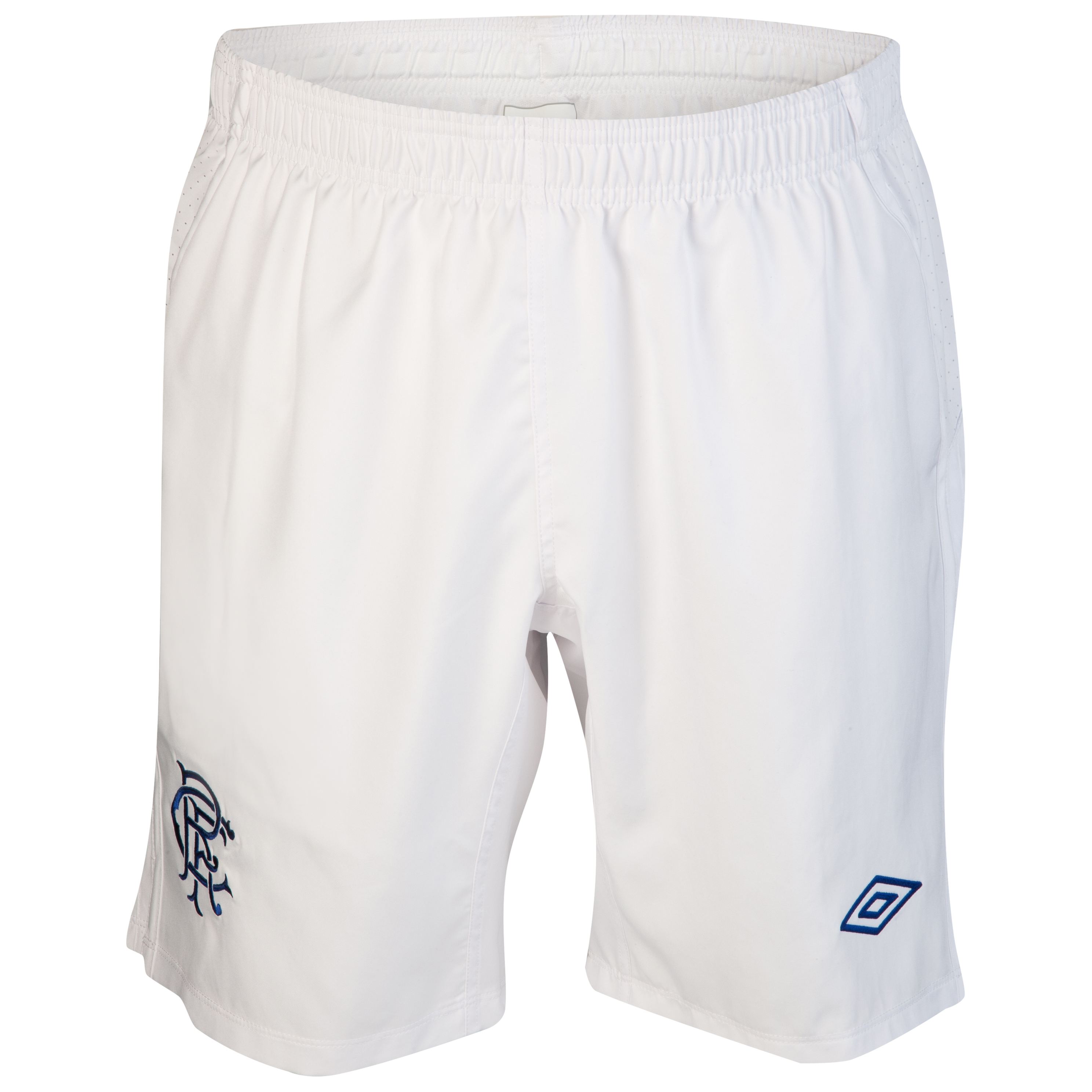 Glasgow Rangers Home Shorts 2012/13 - Kids