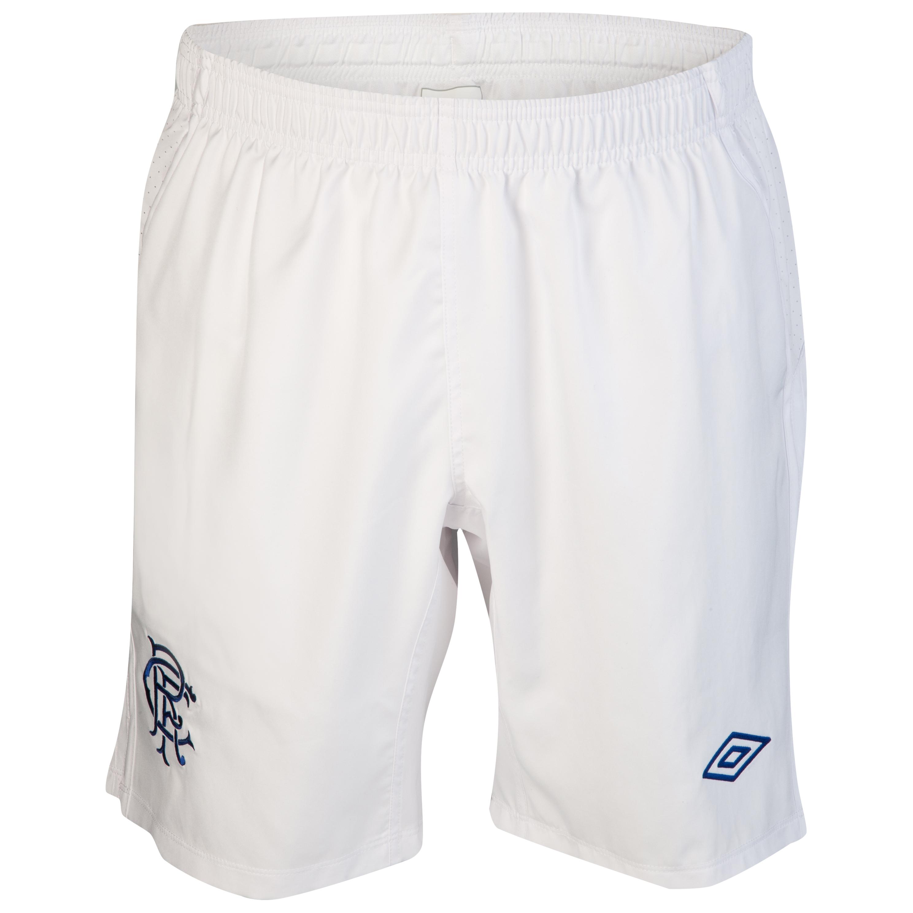 Glasgow Rangers Home Shorts 2012/13 - Kids