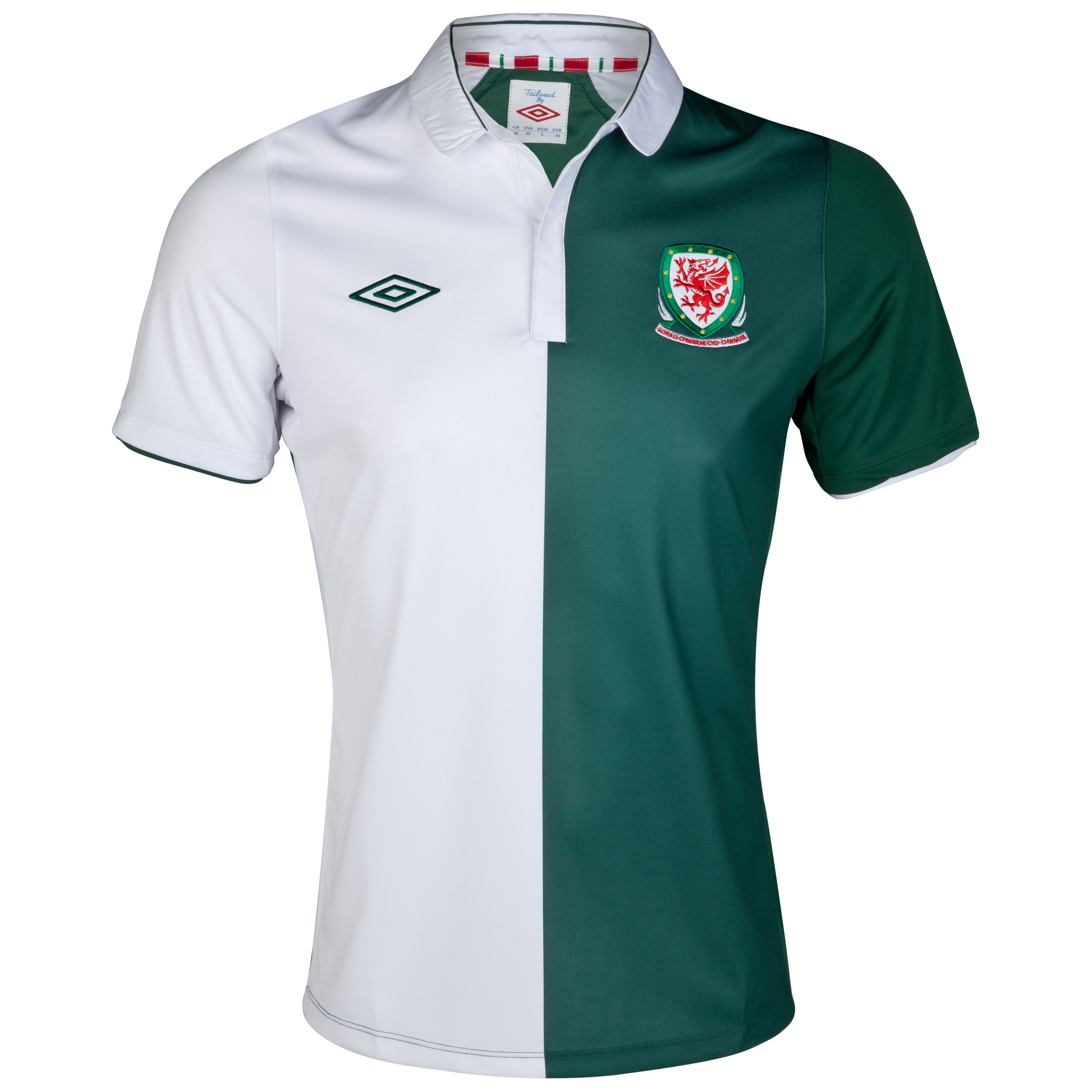 Wales Away Shirt 2012/13 - Kids