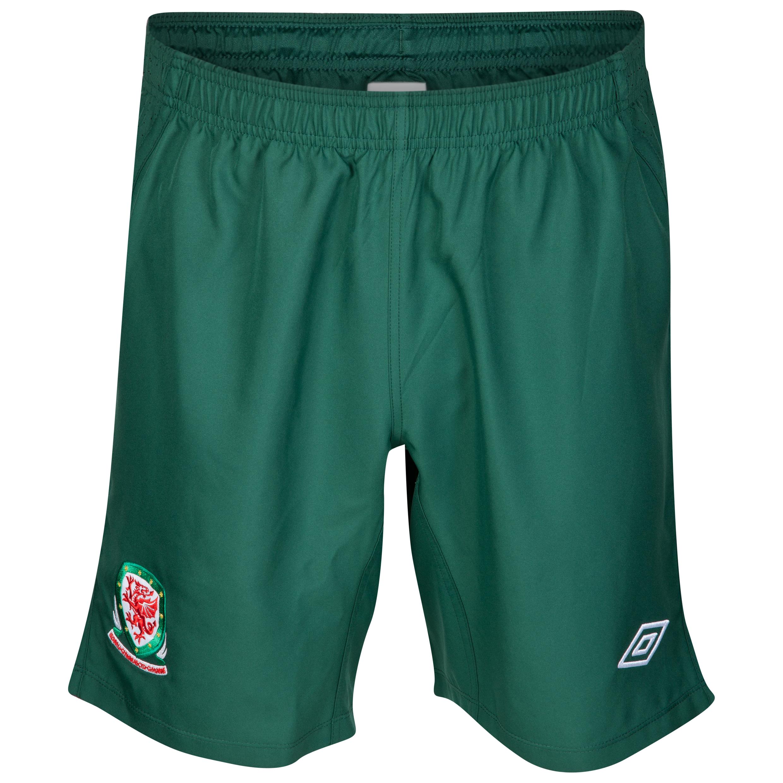 Wales Away Short 2012/13