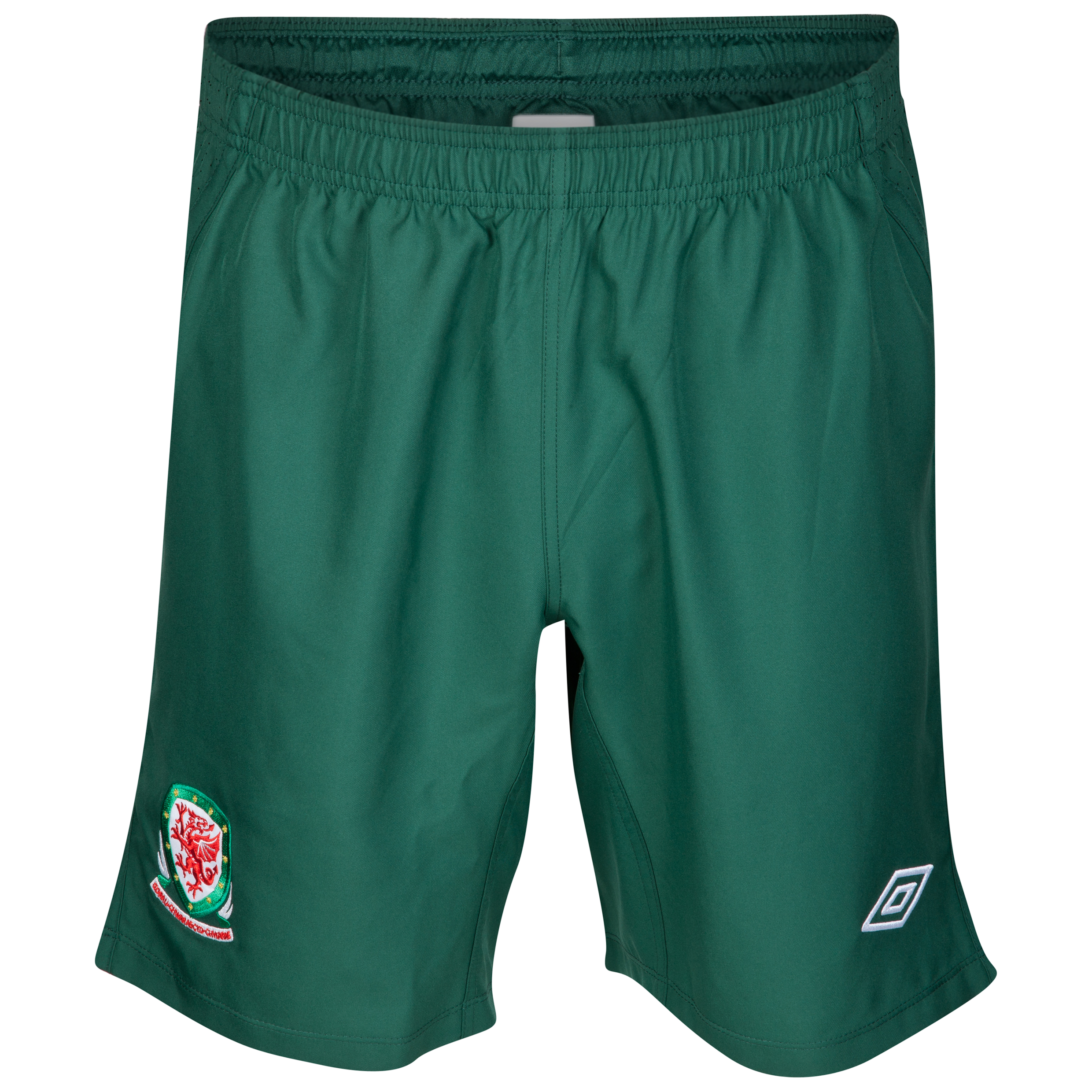 Wales Away Short 2012/13 - Kids
