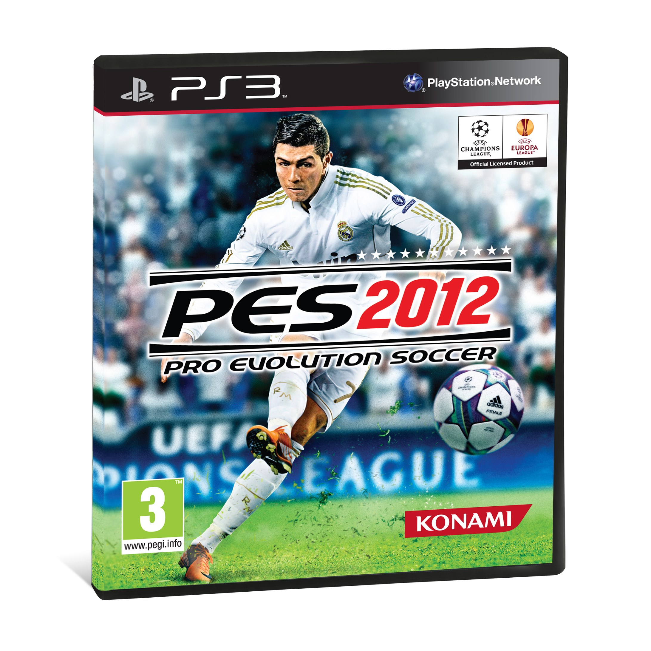 Pro Evolution Soccer 2012 - PS3 (United Kingdom PAL Compatible Only)