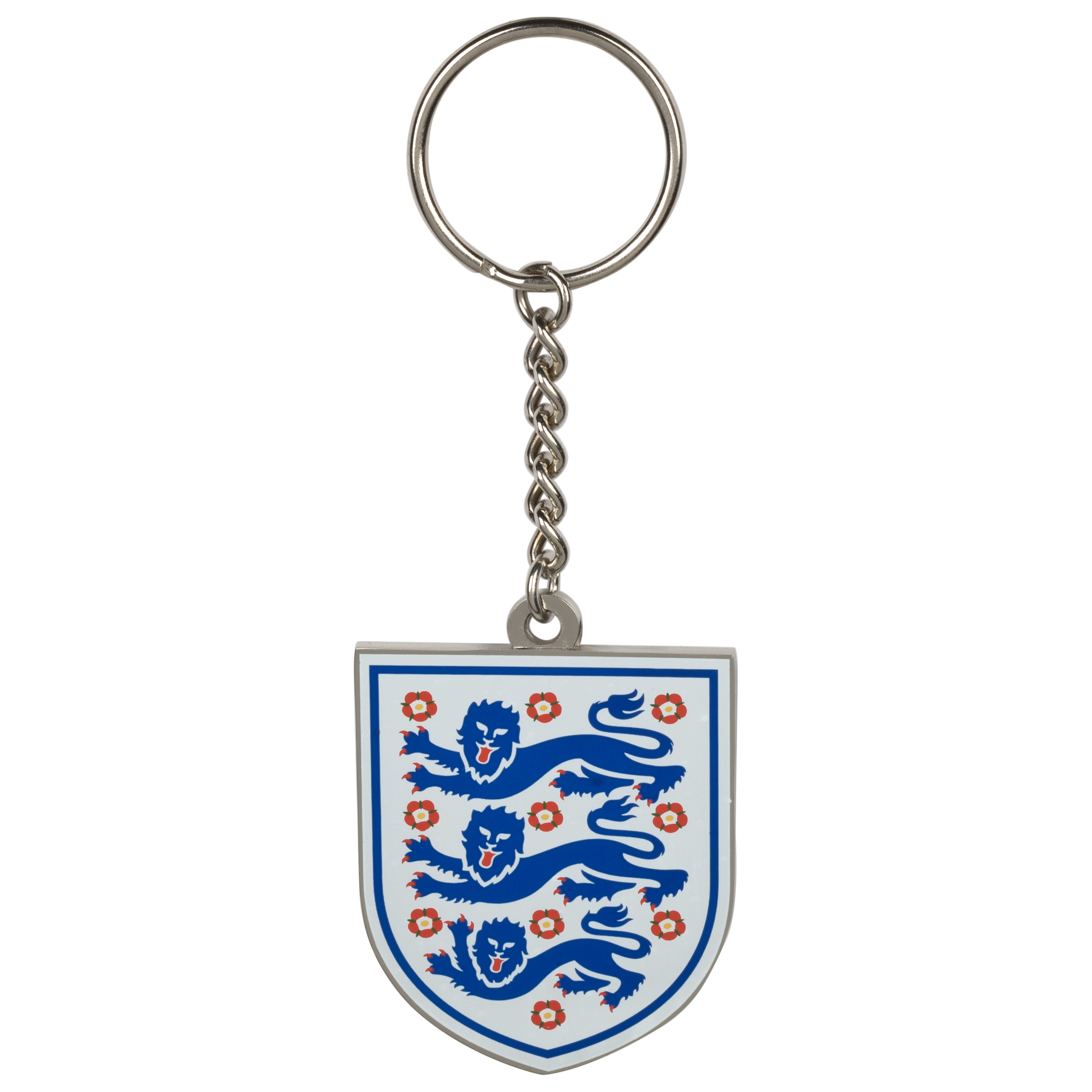 England FA Metal Crest Key Ring