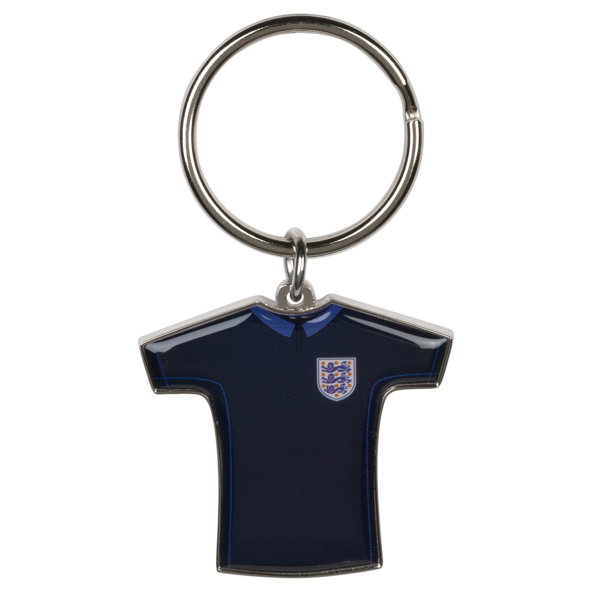 England FA Away Shirt Key Ring