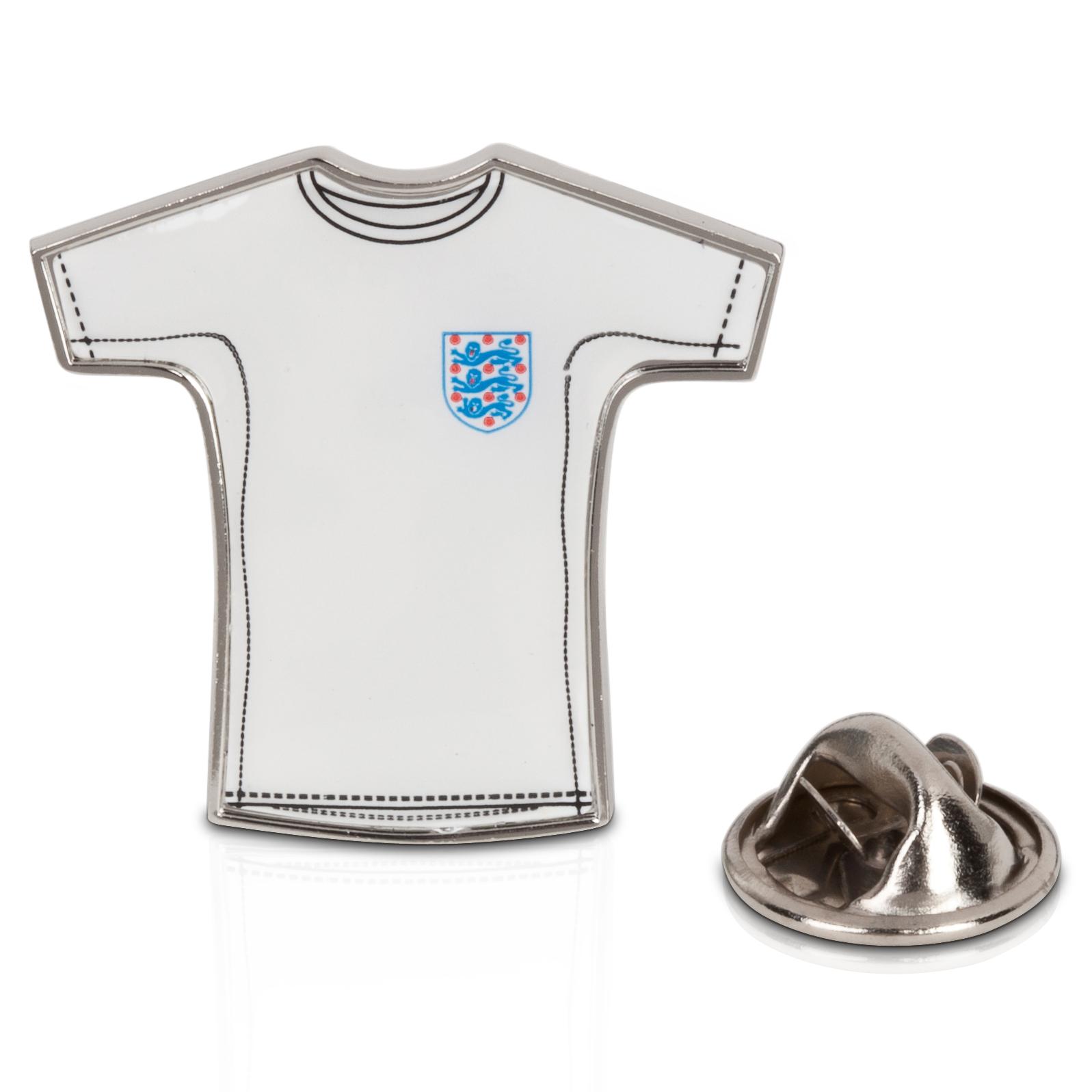 England FA Home Shirt Pin Badge
