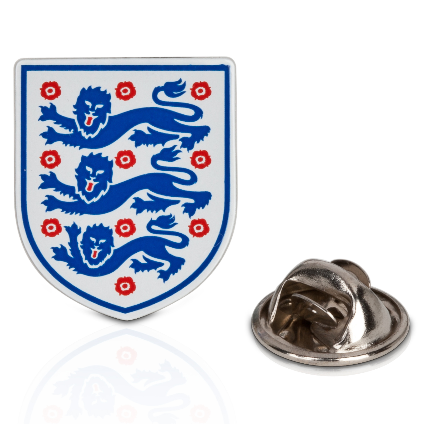 England FA Metal Crest Pin Badge