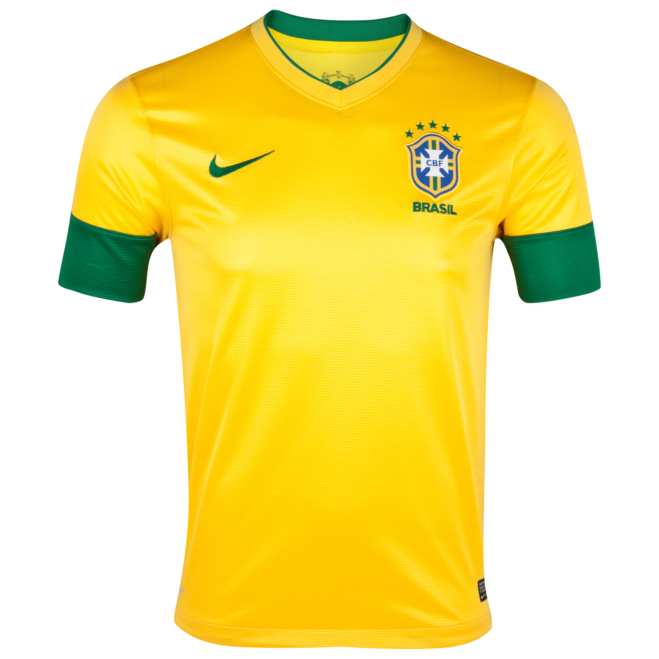 Brazil Home Shirt 2012/13