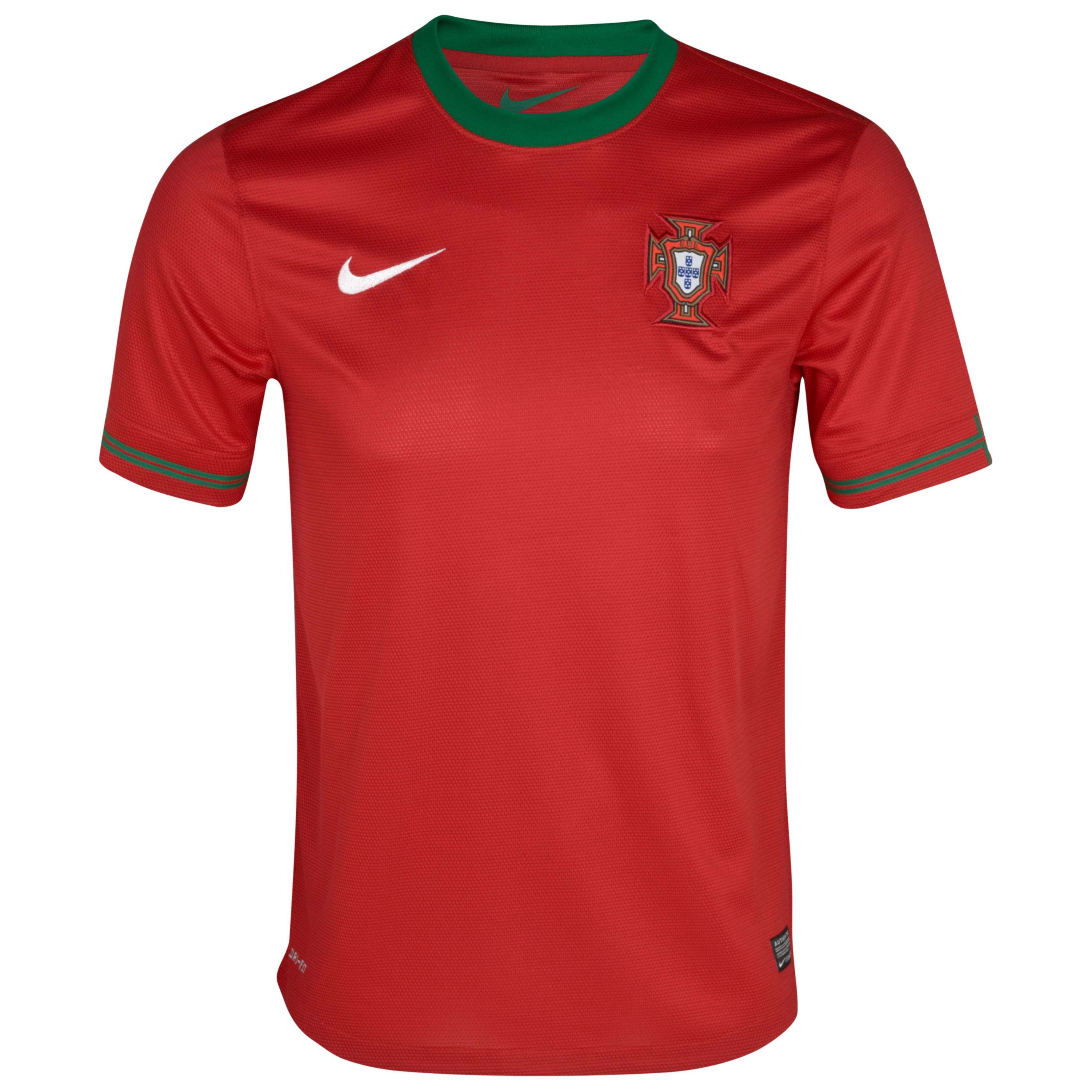 Portugal Home Shirt 2012/13